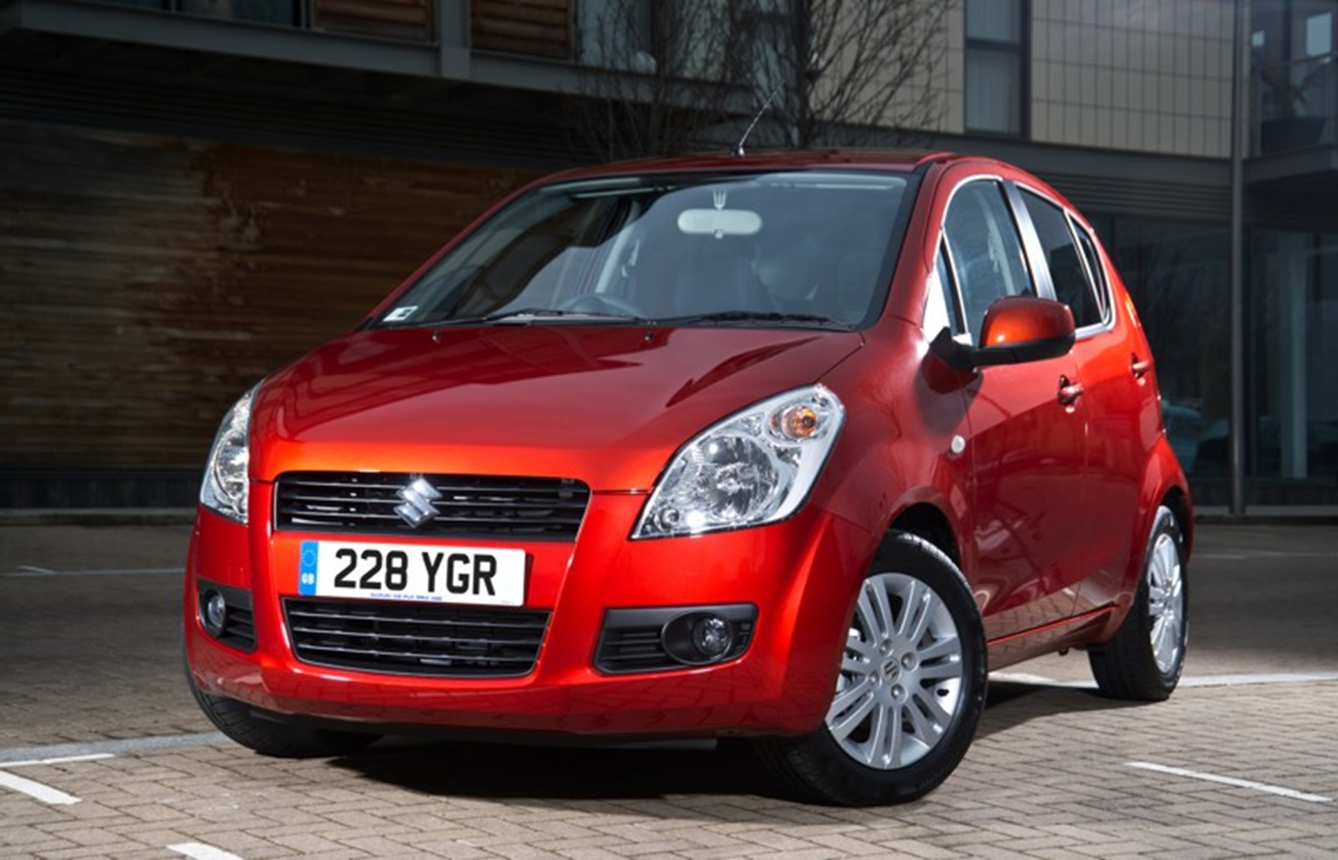 Suzuki - Big in Small Cars - New Year Finance Offers