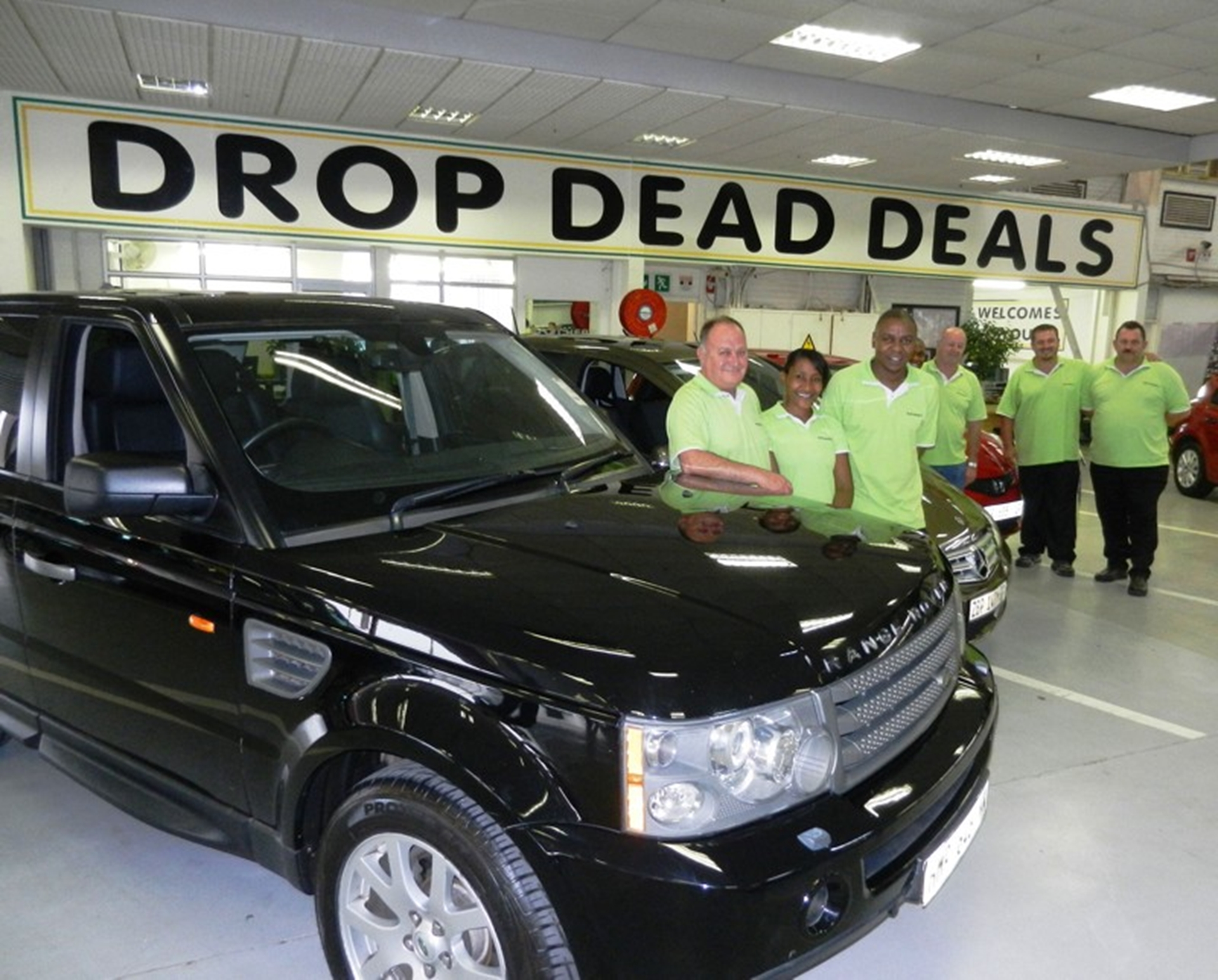 Car Auction Sale In Durban