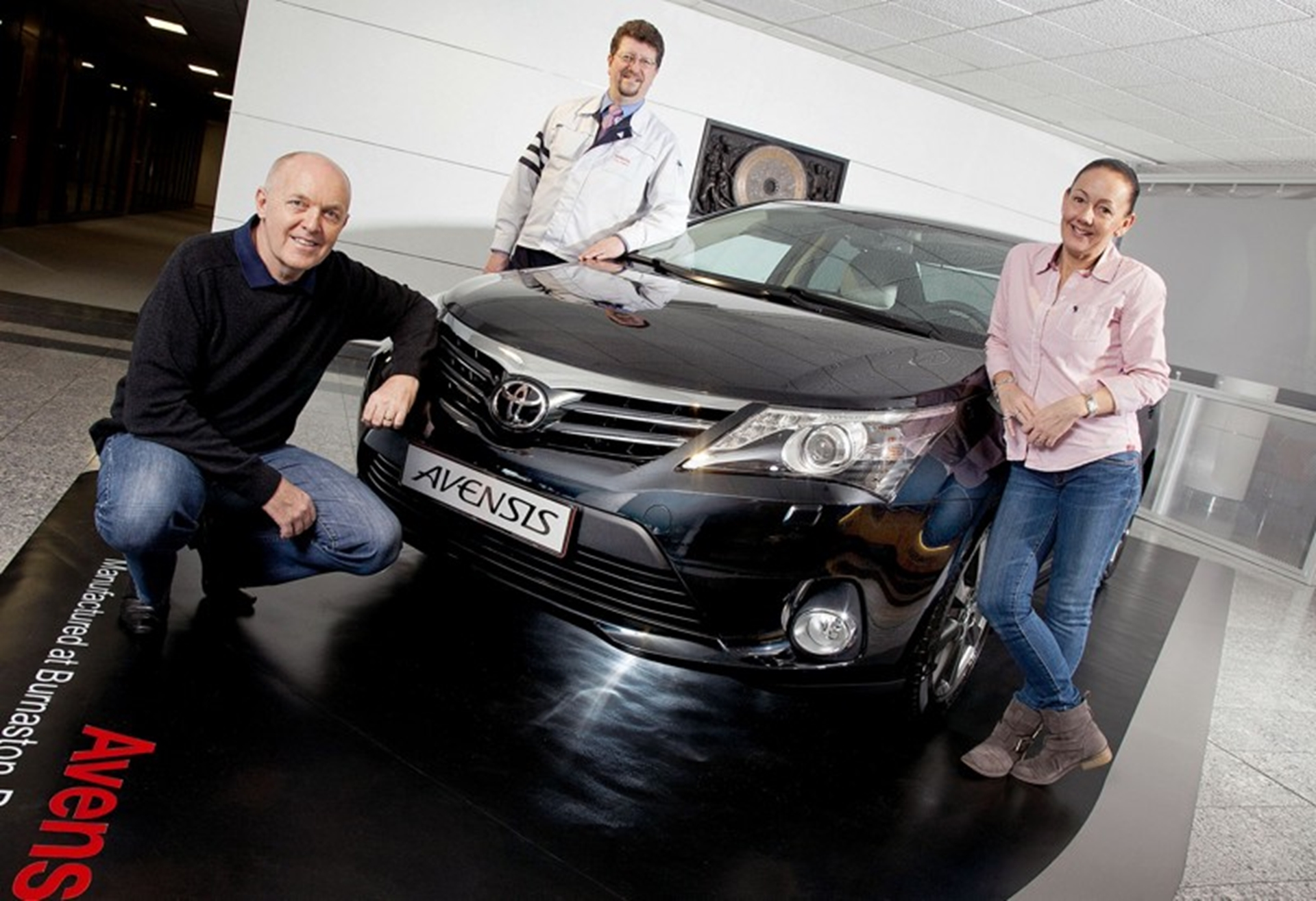Ashfield In2Focus Receives Toyota Treatment