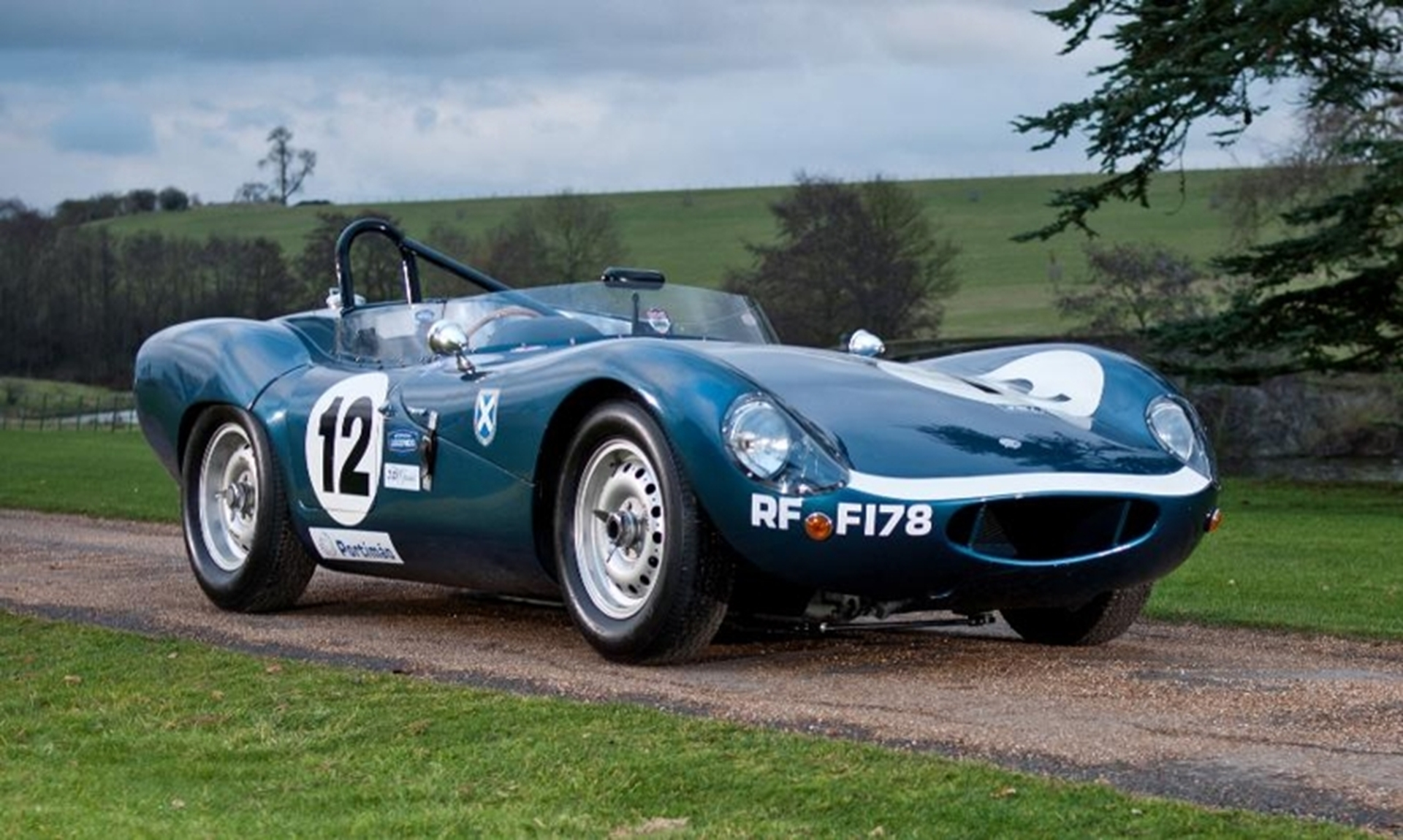 180 LOTS CONFIRMED FOR RACE RETRO AND CLASSIC CAR SALE