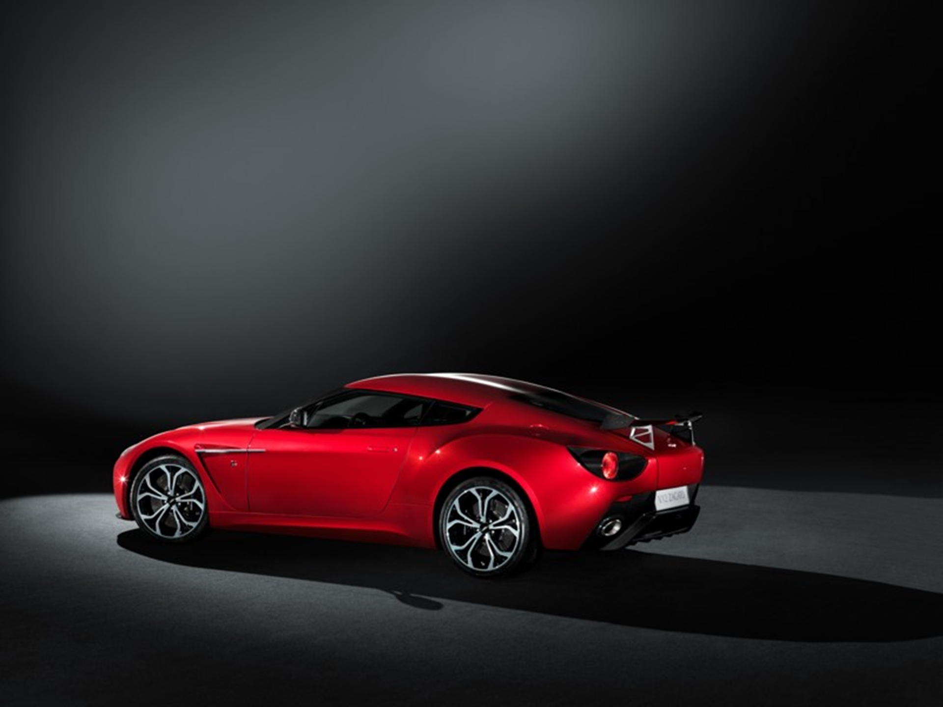 The New Aston Martin V12 Zagato