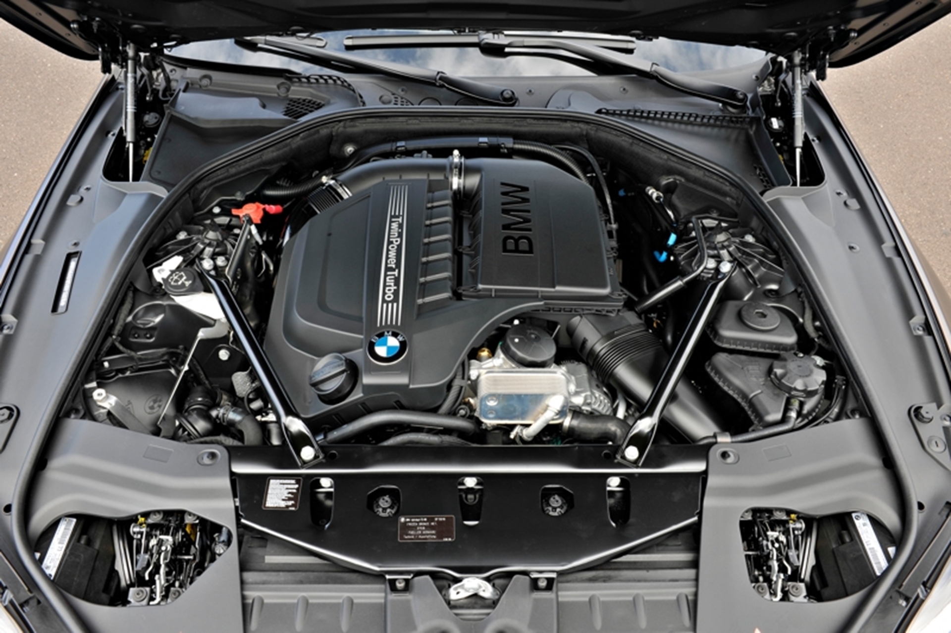 BMW-640i Engine