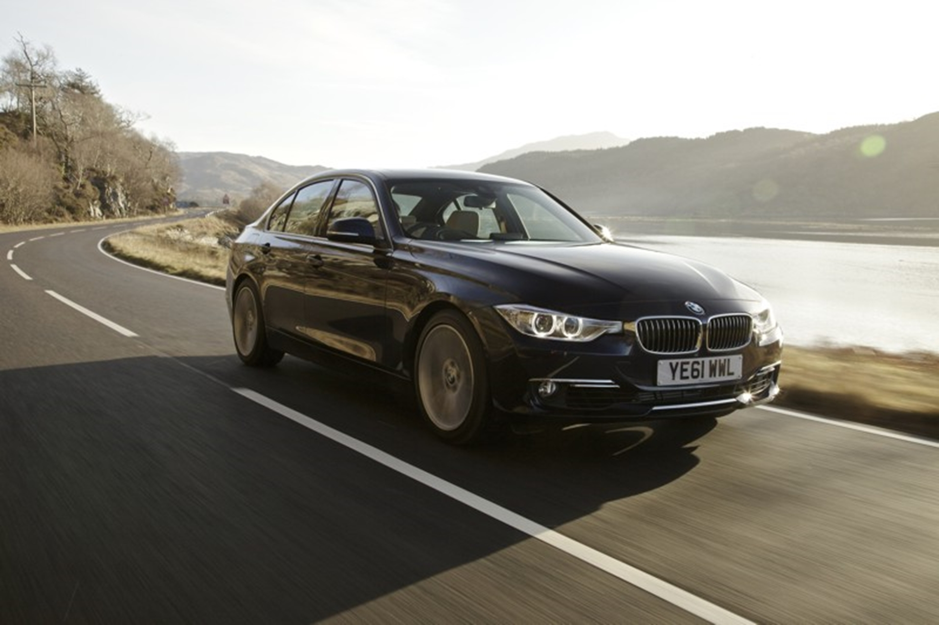 The new BMW 3 Series Saloon - 320d Sport