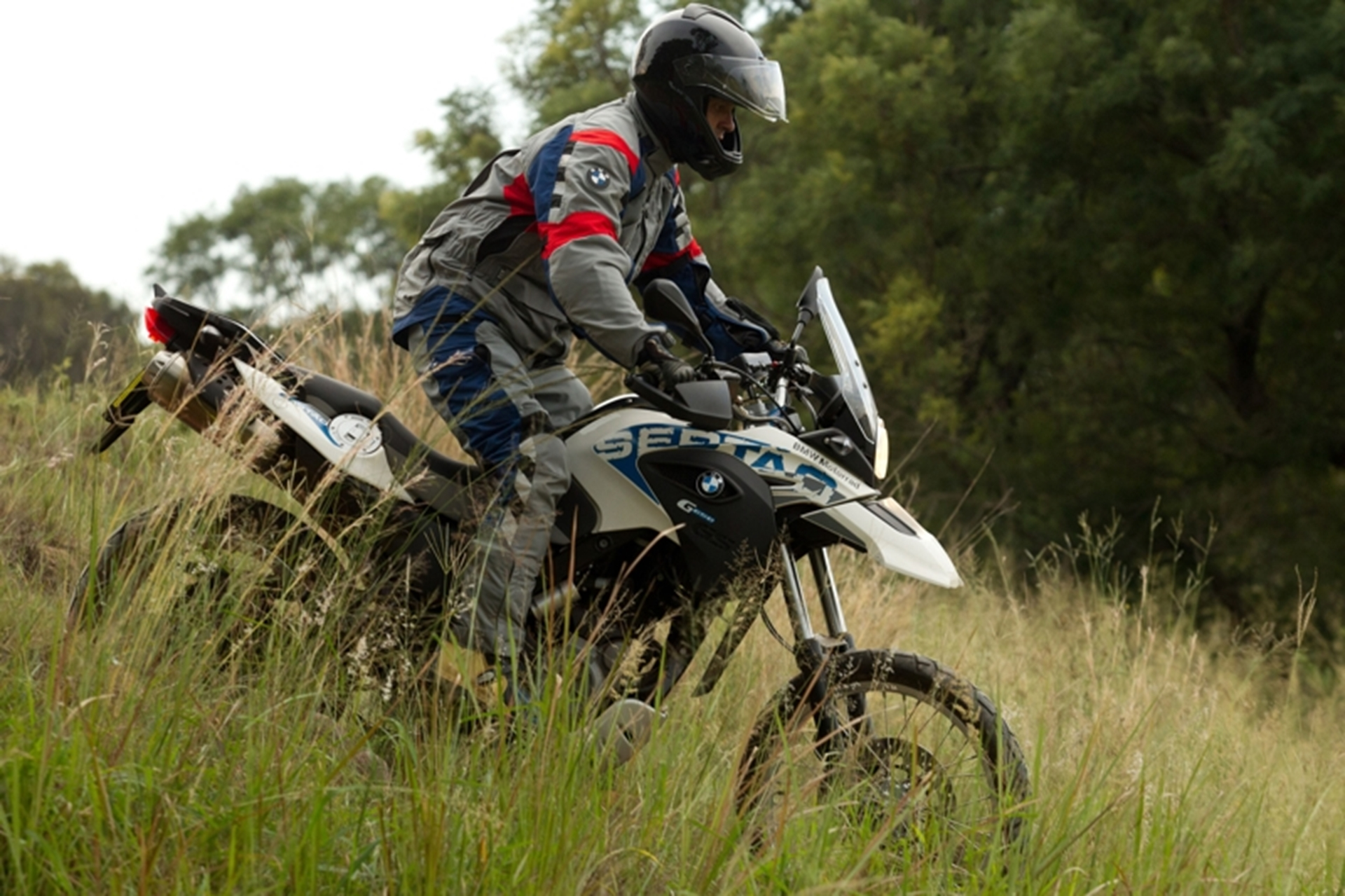 BMW G 650 GS Sertao off-road