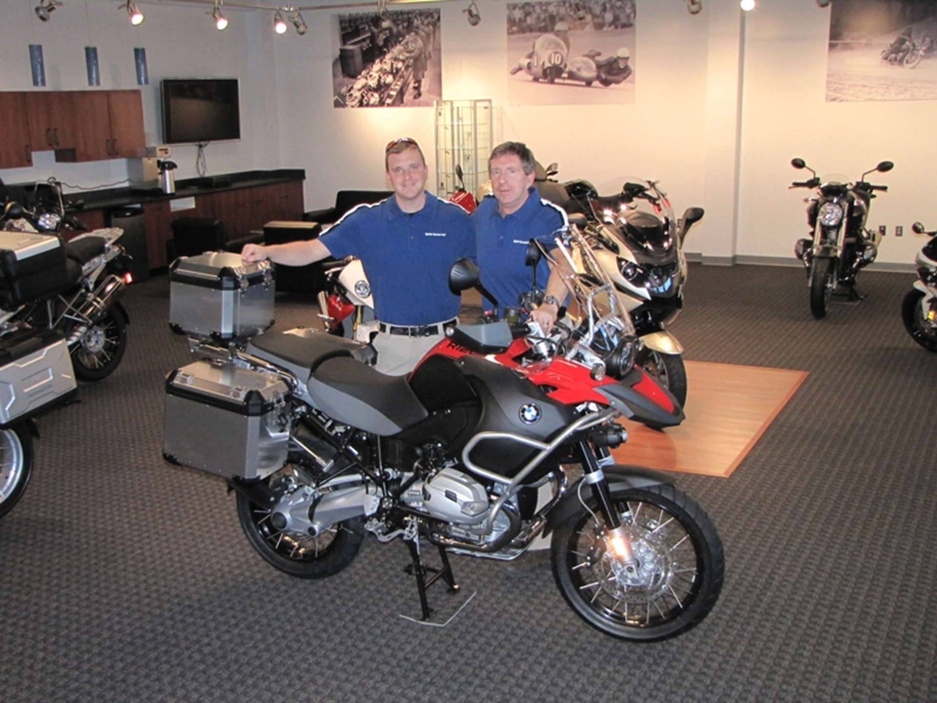 BMW Motorcycles Dealership Of Roanoke Valley