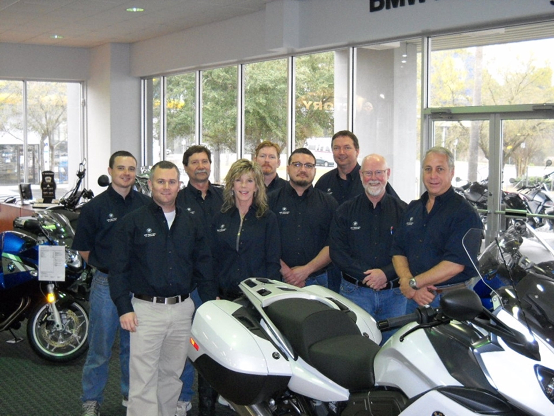 BMW Motorcycles Jacksonville