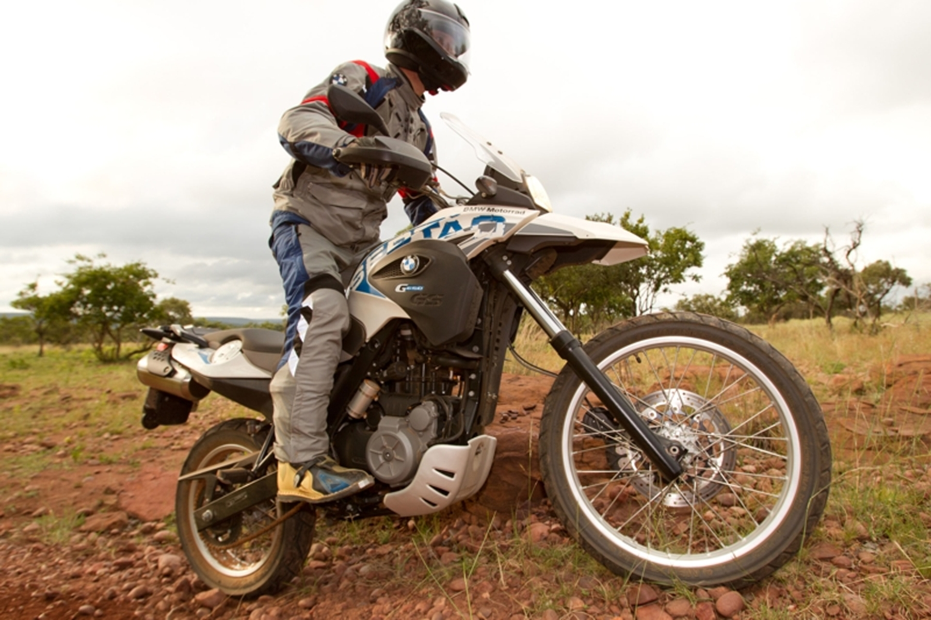 BMW Sertao off-road