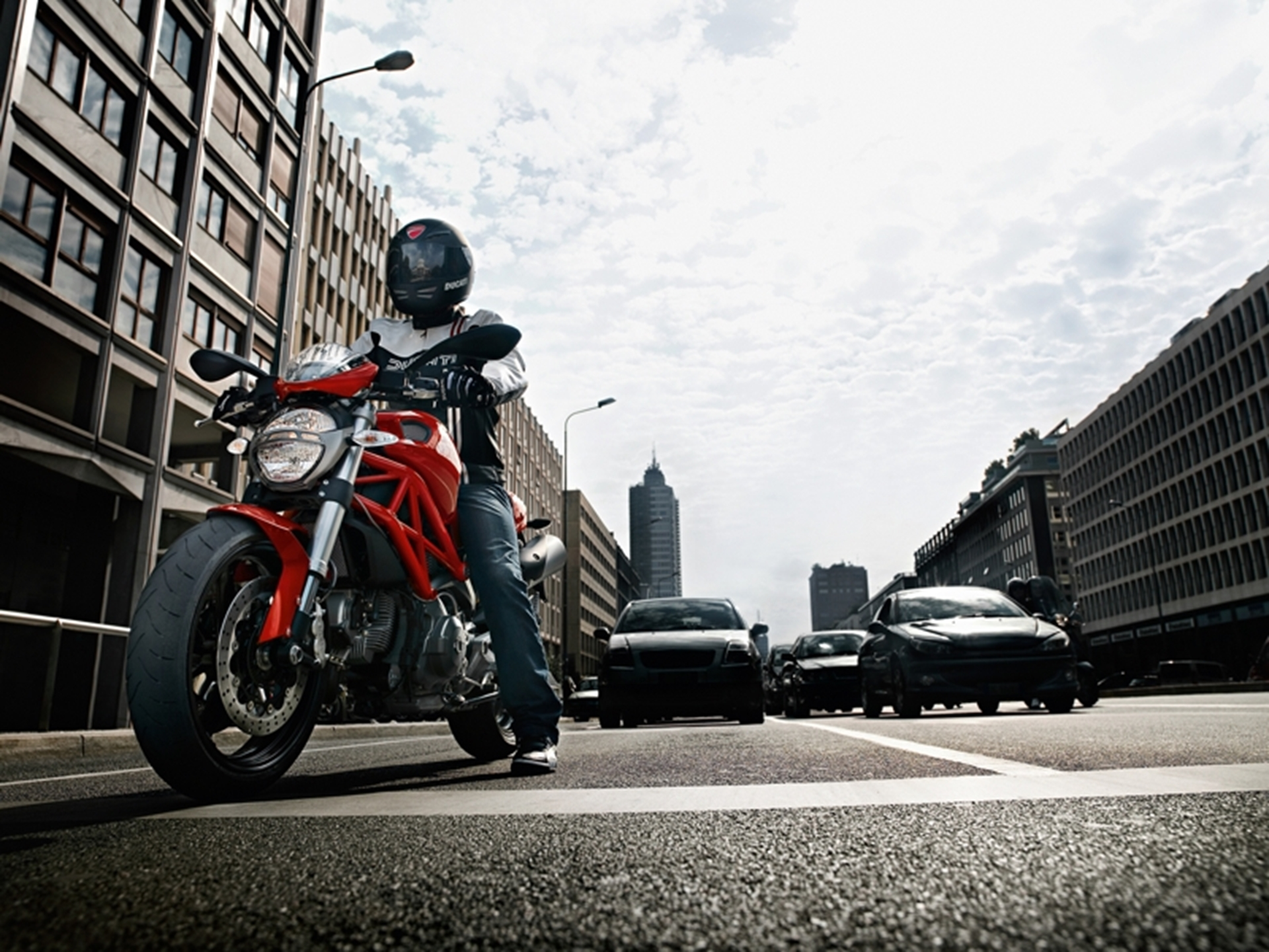 Ducati Uk Announce Monster 0 Low Rate Finance Offers