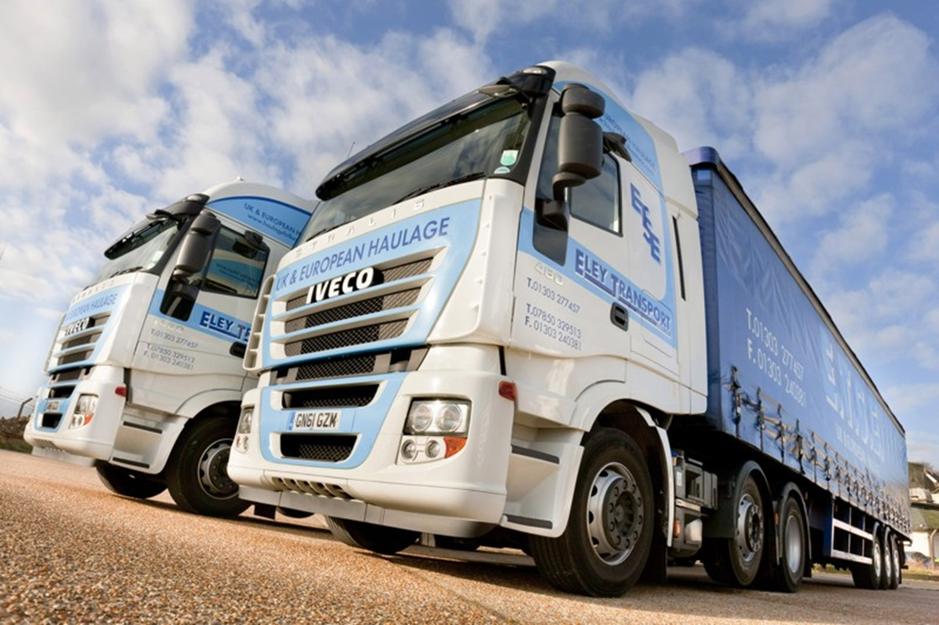 Eley Transport South East targets fuel savings with ECOSTRALIS
