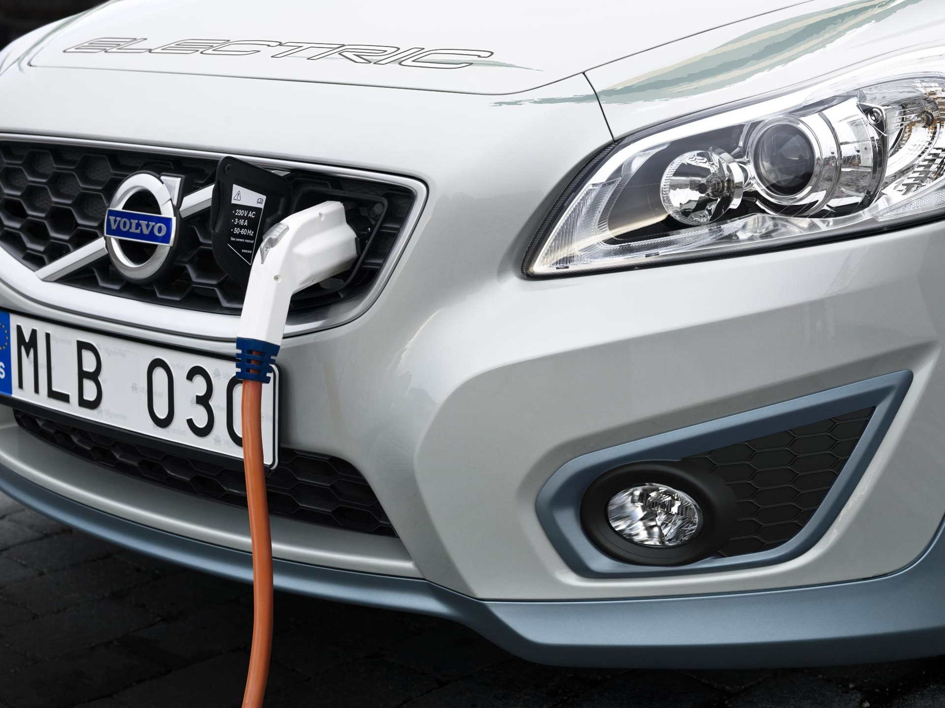 Electric Vehicle Volvo