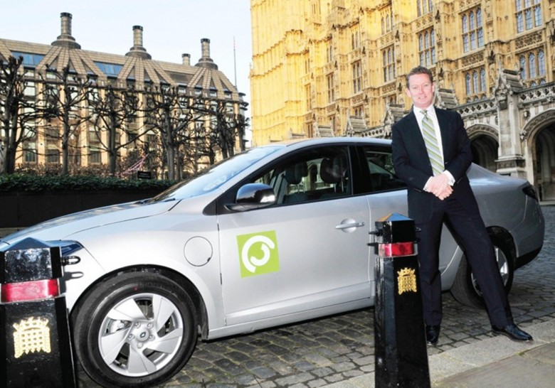 Fluence Z.E. hits London with Climatecars