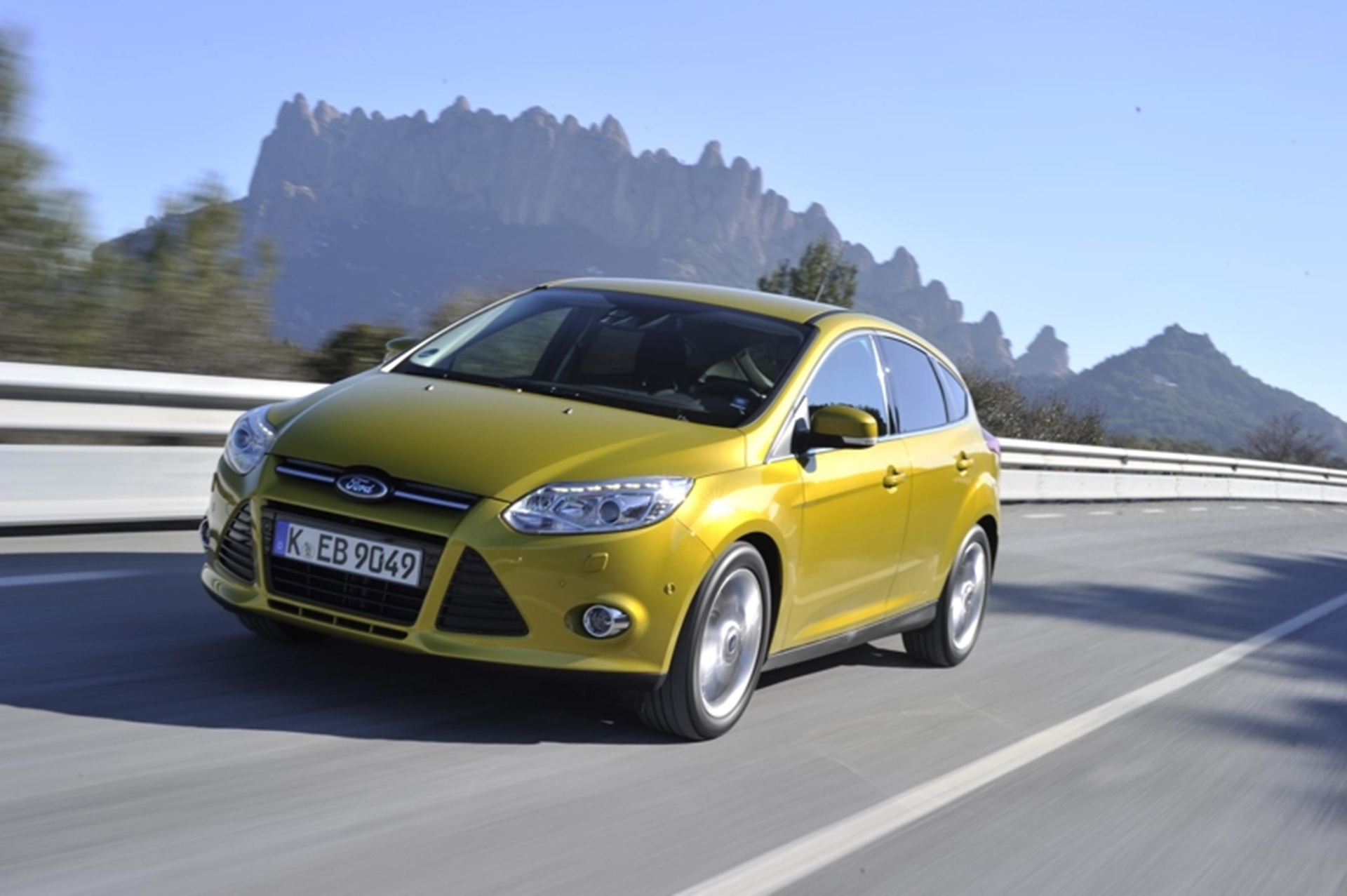 Ford Focus 1.0 litre