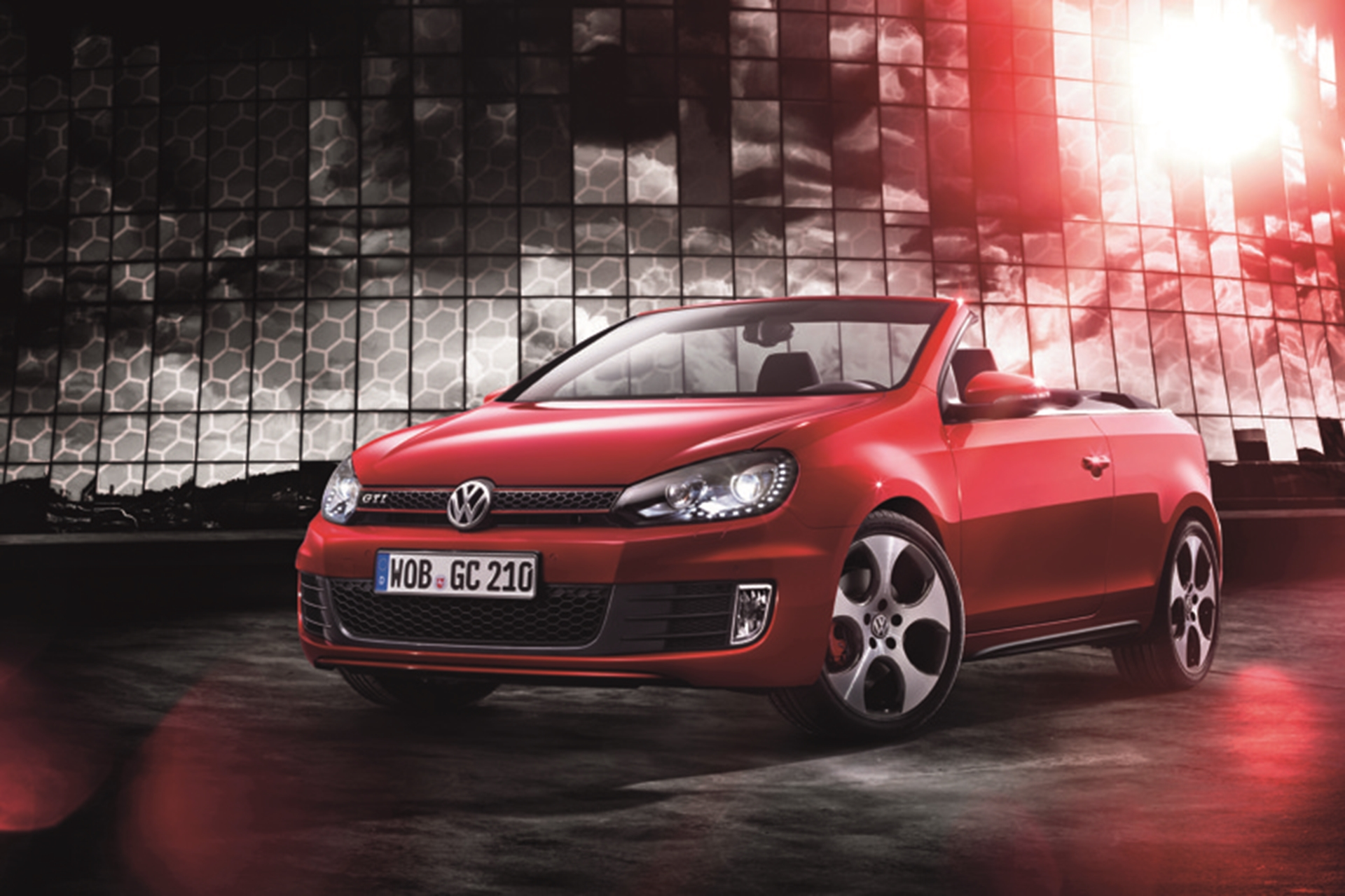 Golf GTI Cabriolet New 2012