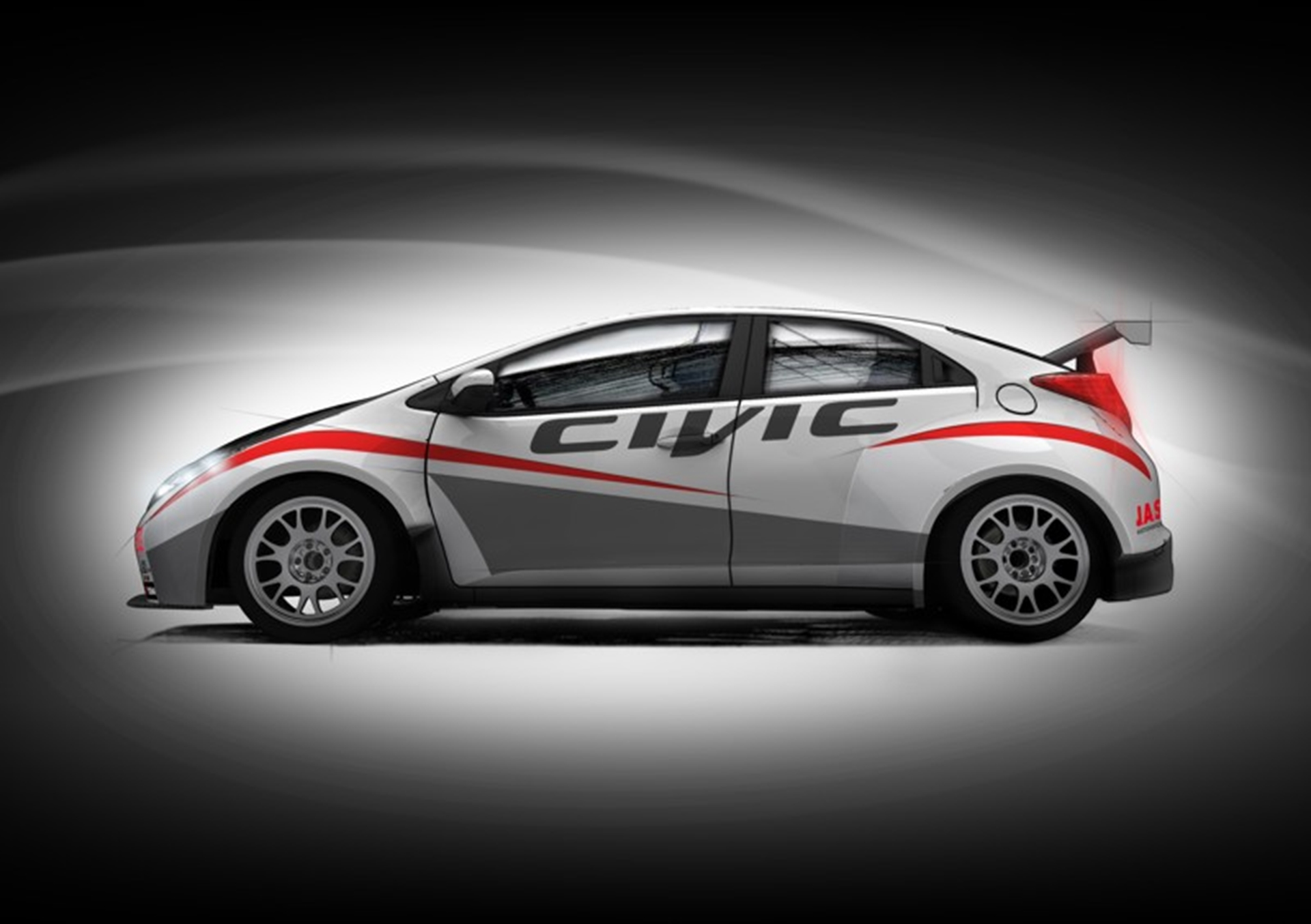 Honda WTCC Civic