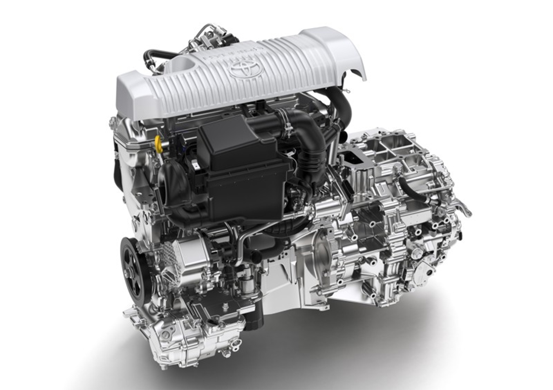 Hybrid Power Made To Measure For Toyota Yaris
