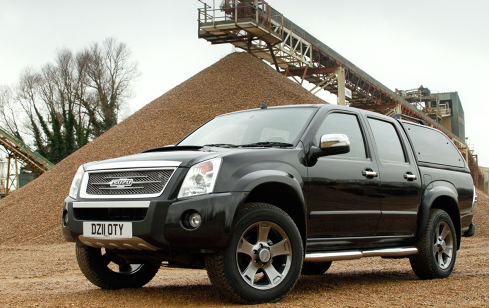 PICK UP IN DEMAND SEES ISUZU UK TOP EUROPEAN SALES CHARTS