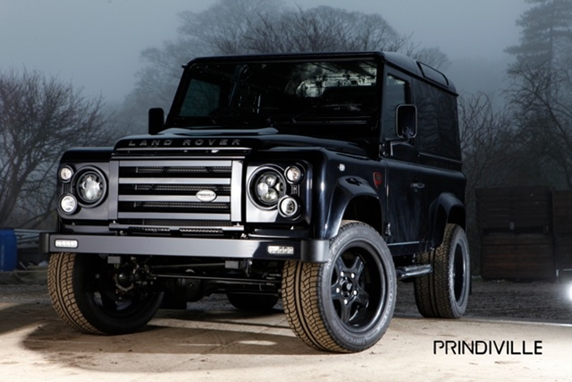 Land-rover-limited