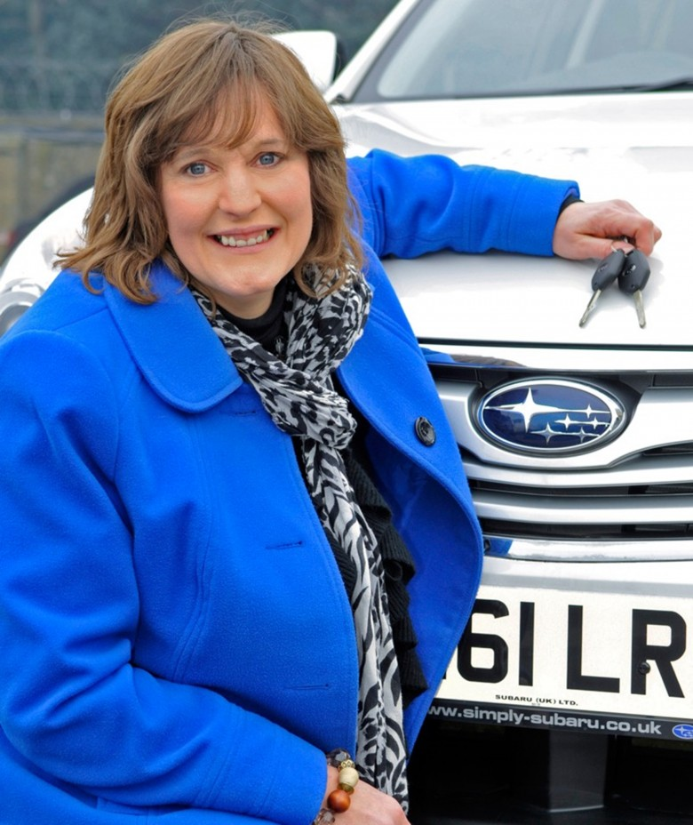 163 30 000 Subaru Outback Won In National Charity Prize Draw