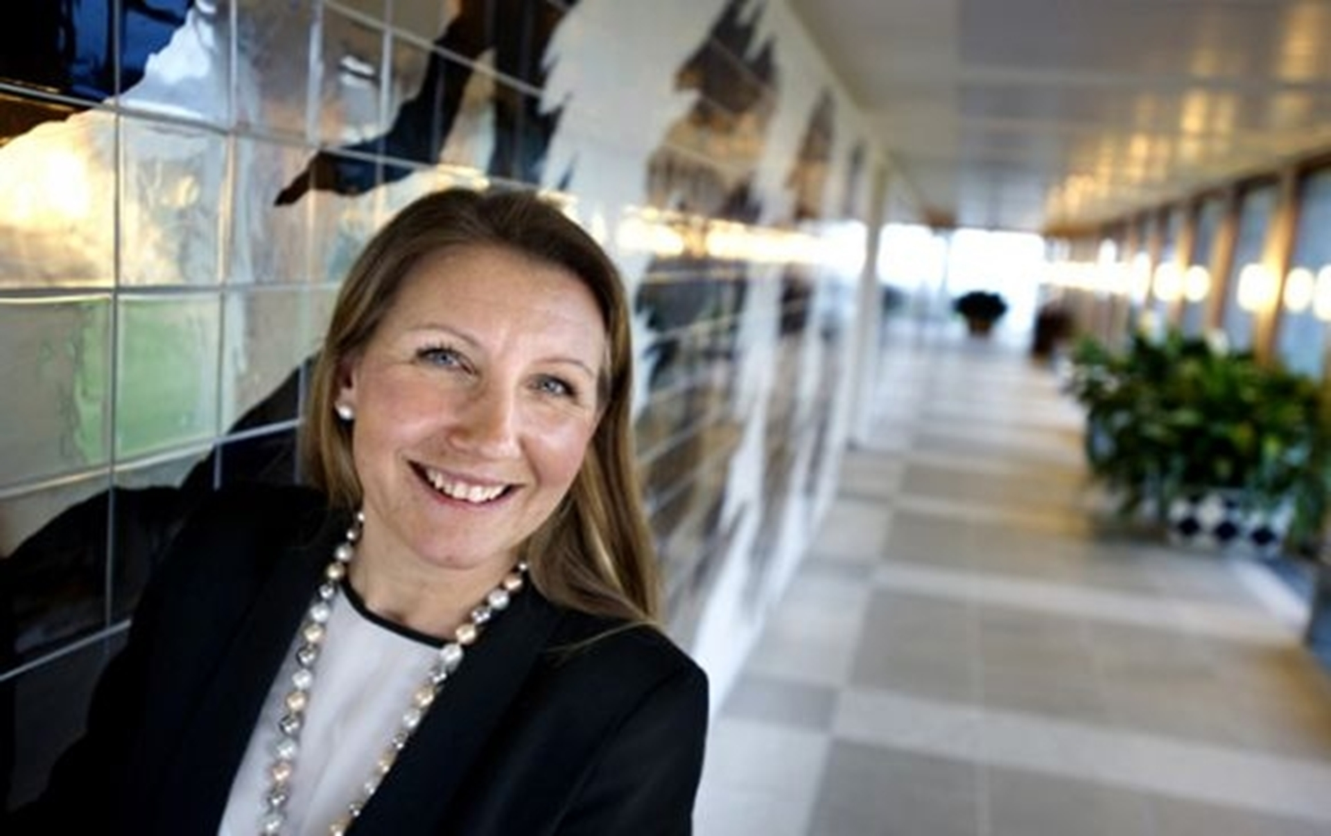 Malin Ripa Head of CSR at Volvo Group