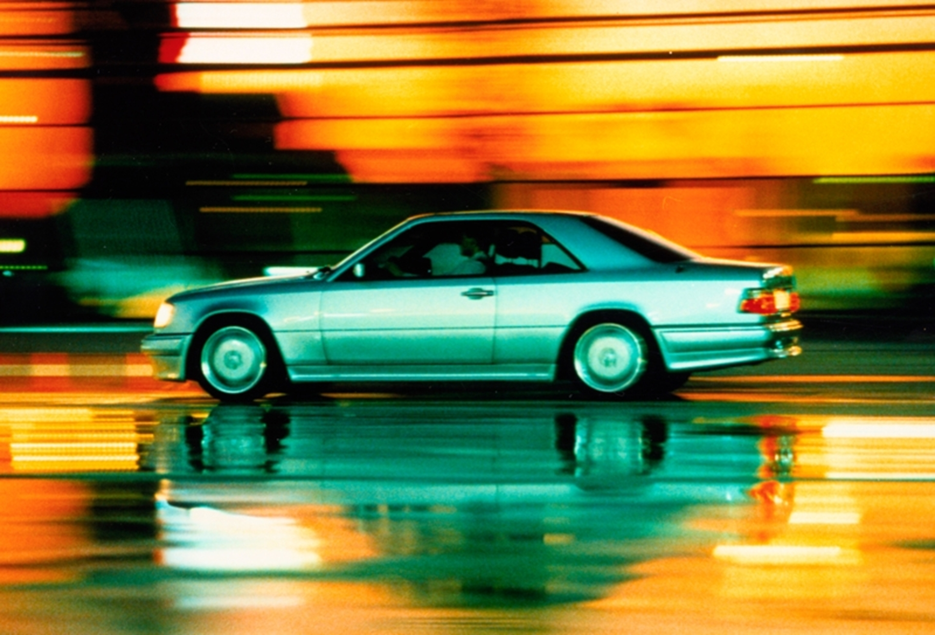 Mercedes-Benz E 36 AMG Coupe