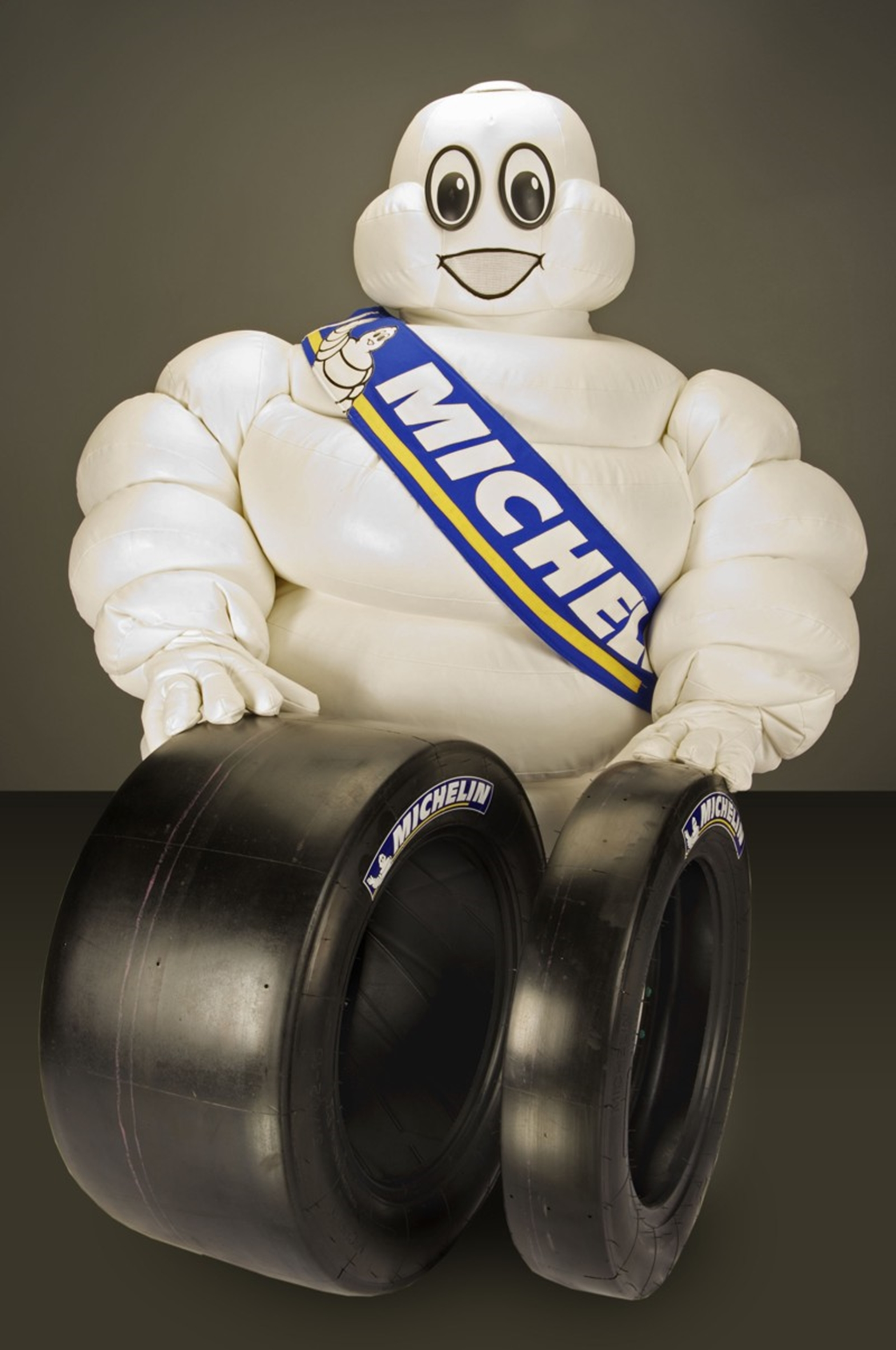 Michelin delivers first tyres to DeltaWing