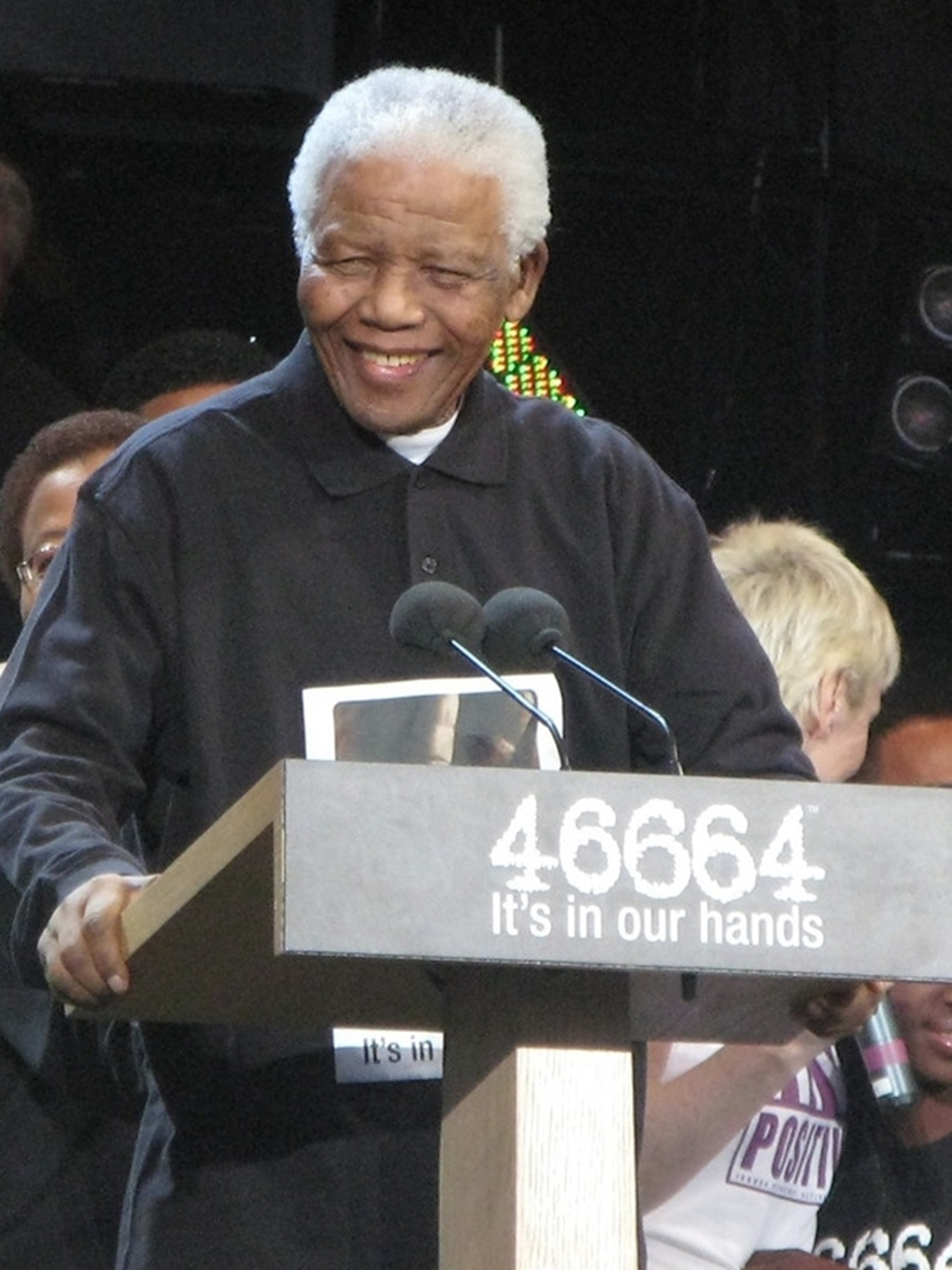 Latest News Nelson Mandela