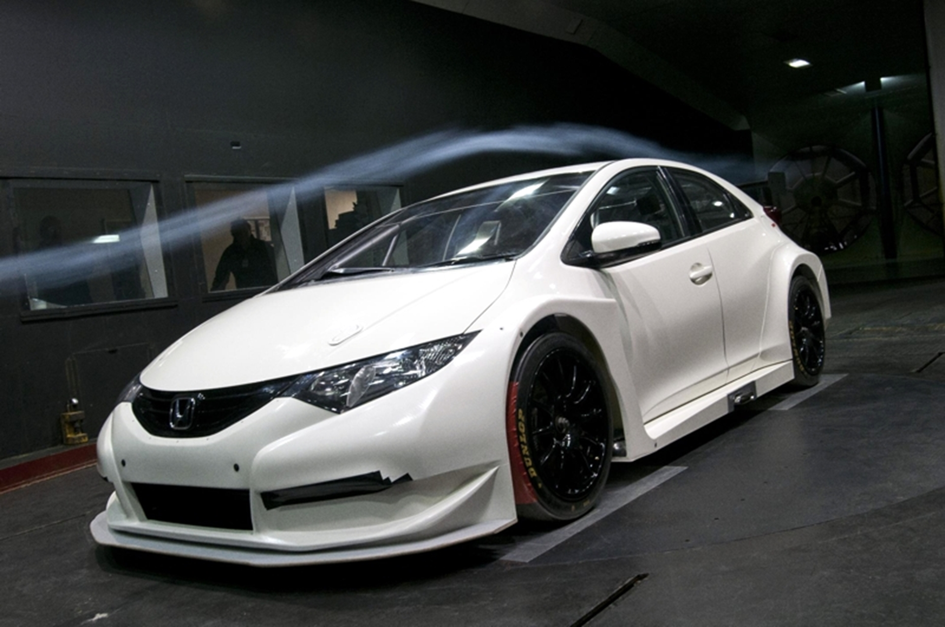 New Civic NGTC