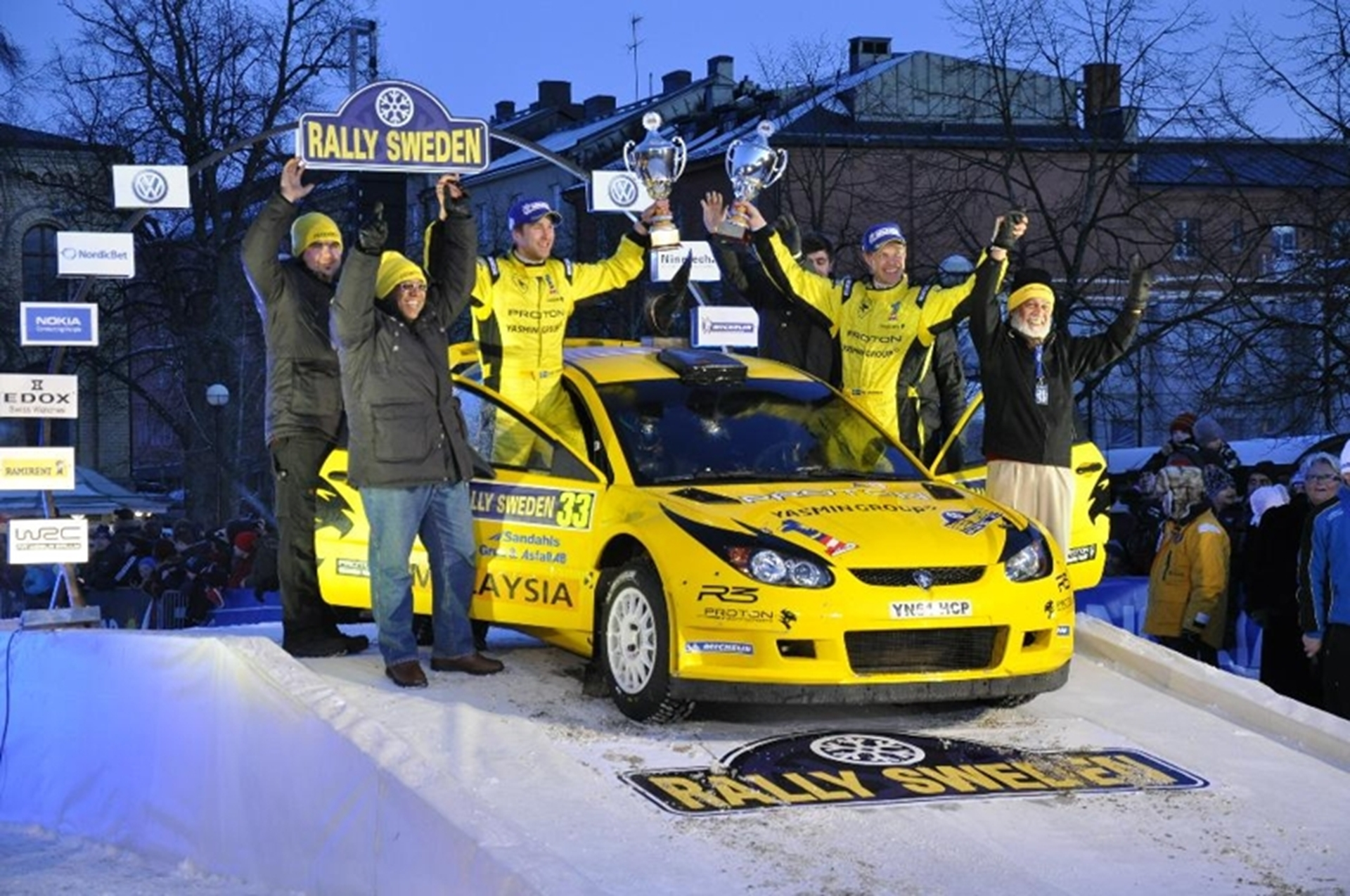 Rally of Sweden