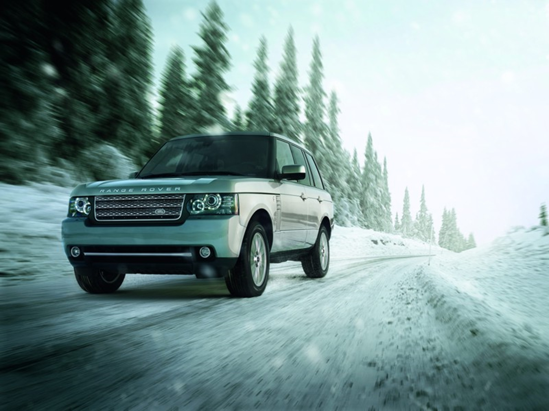 New 2012 Special Edition Range Rover models