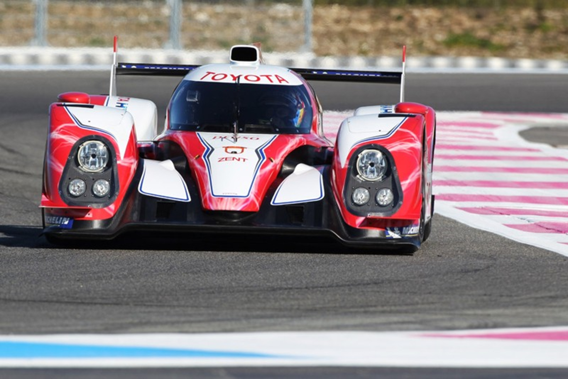Toyota Confirms FIA World Endurance Championship Entry