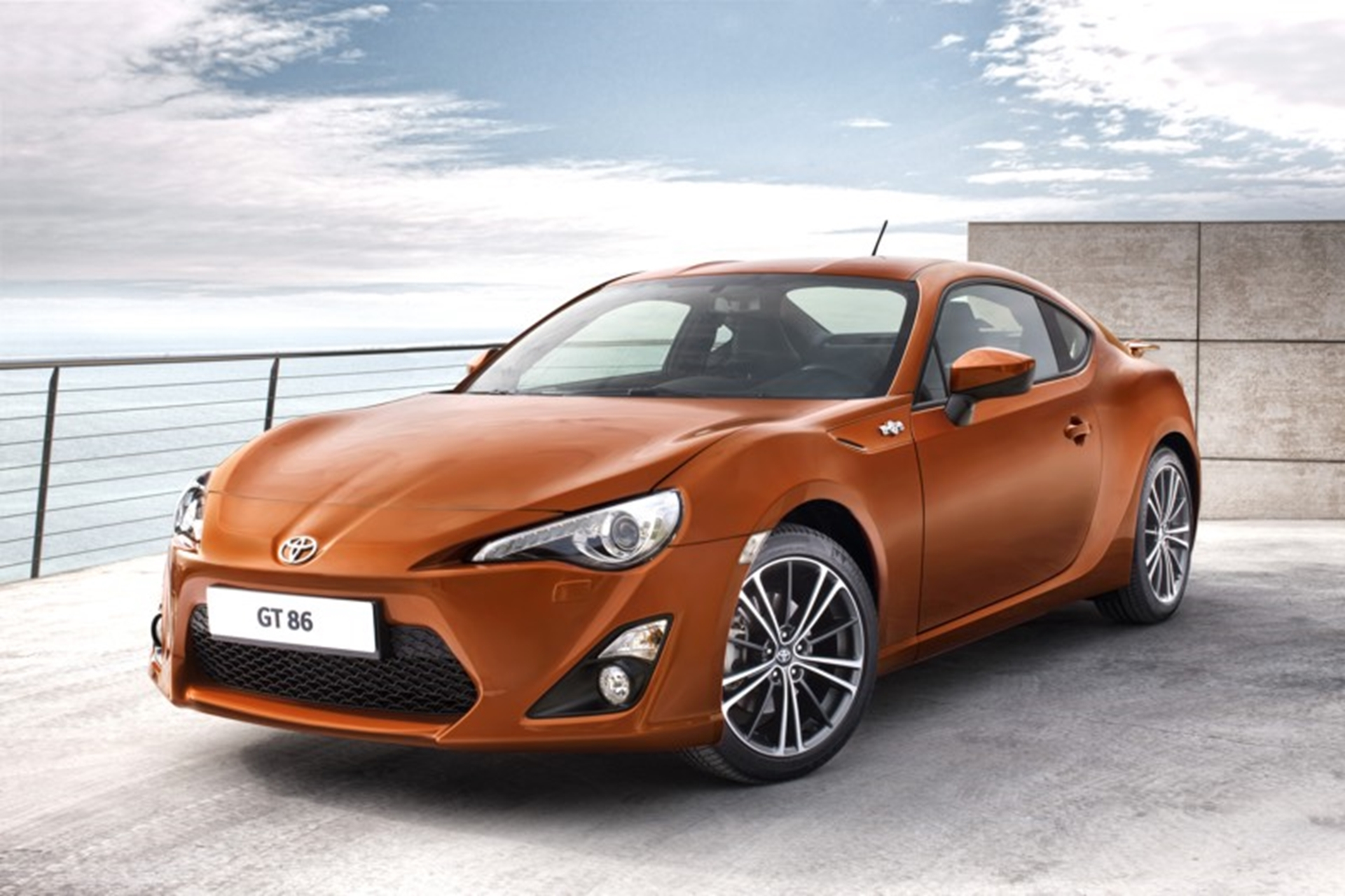 New Toyota GT 86