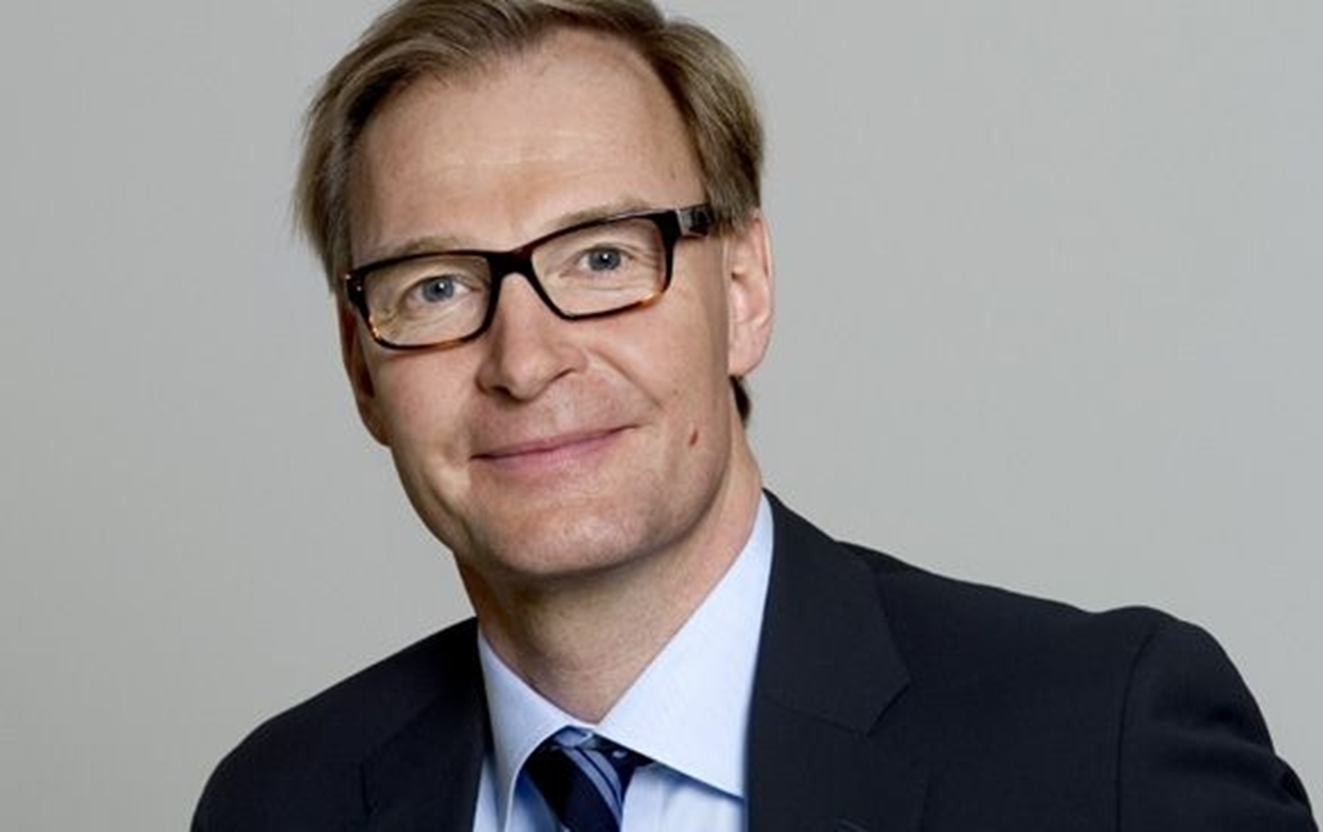 Volvo President and CEO Olof Persson