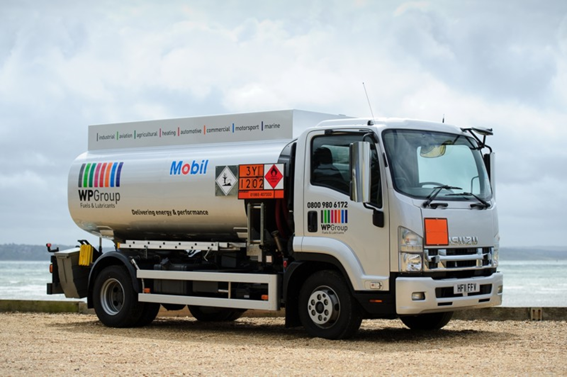 Southampton based oil and fuels distributor WP Group