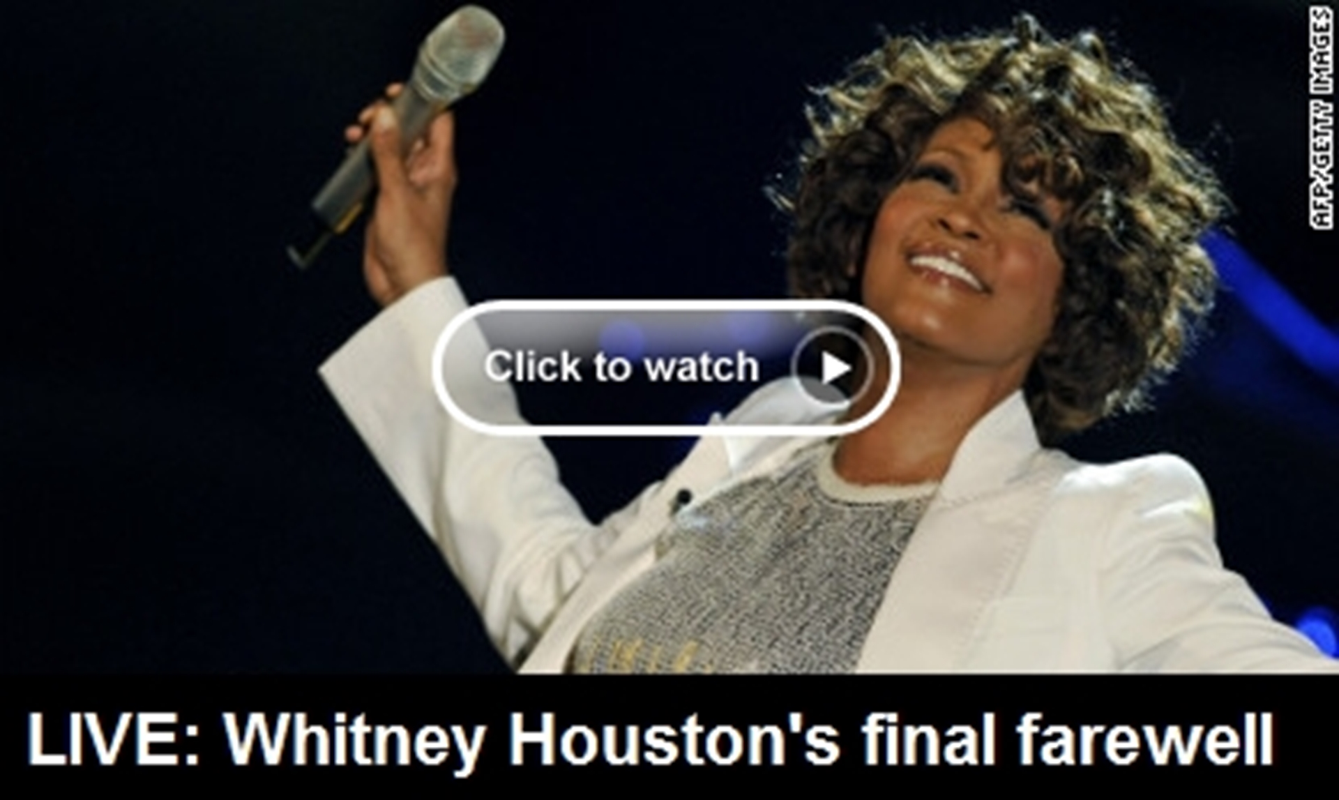 Whitney Houston Funeral Youtube