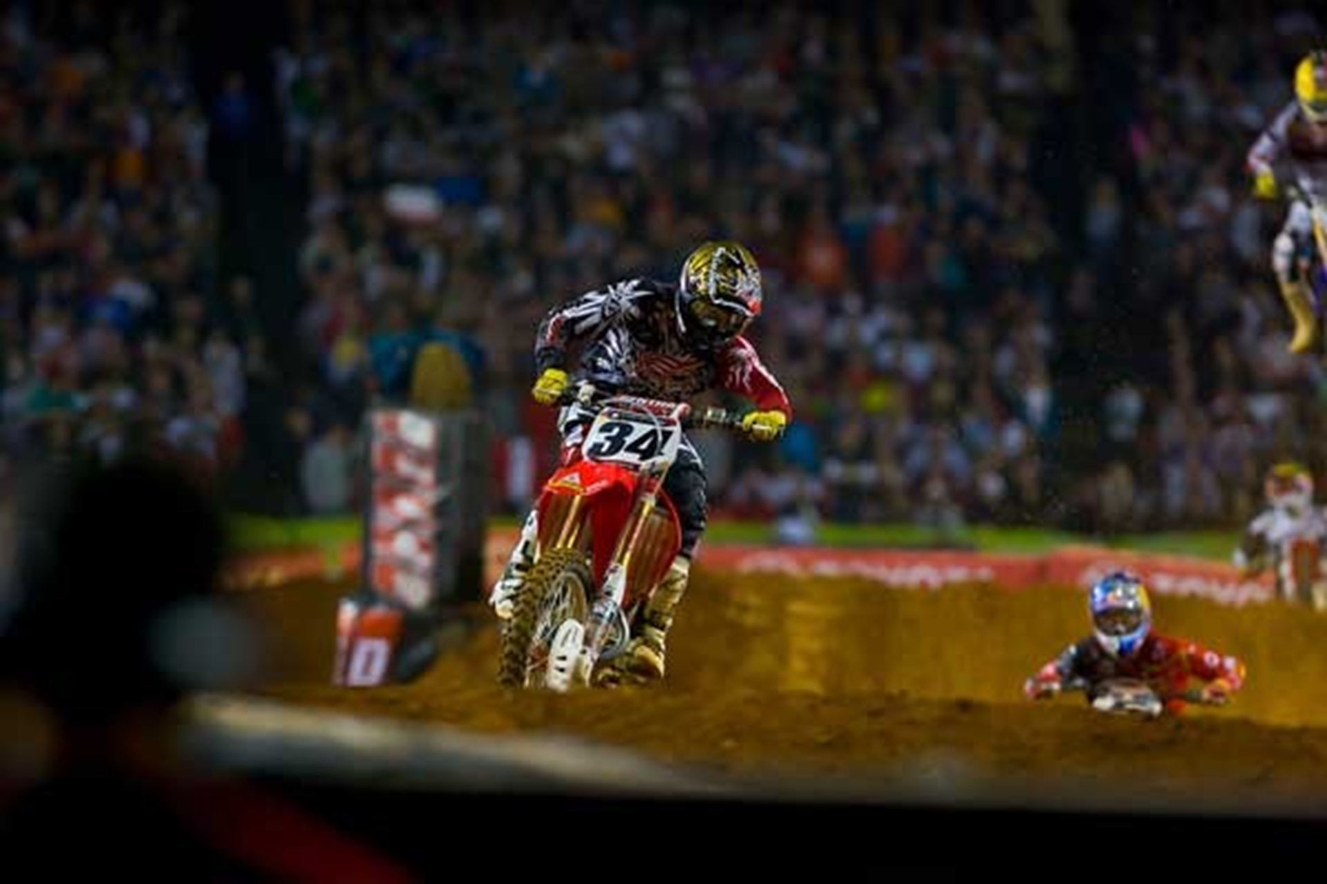 atlanta supercross 2012
