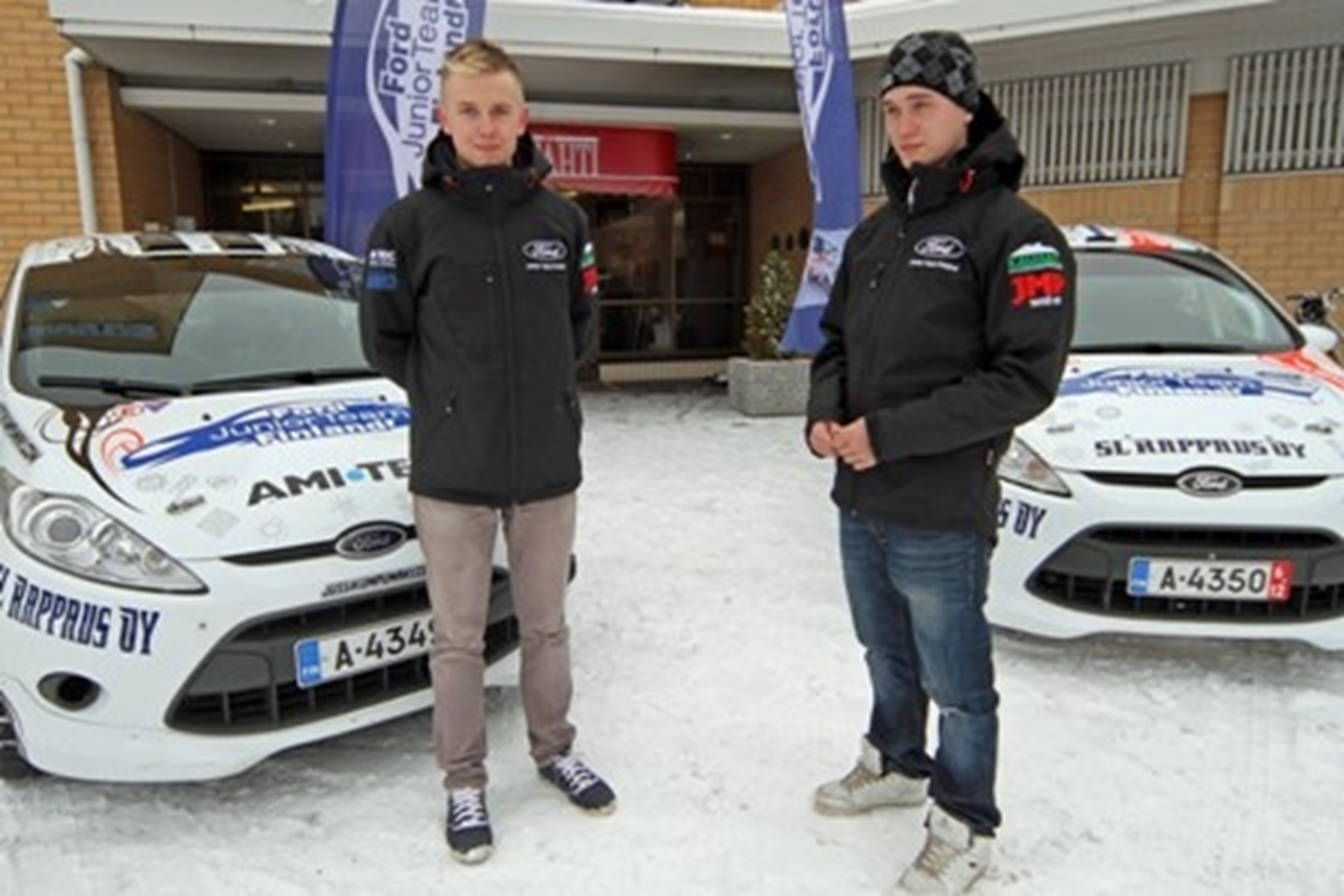 Ford Junior Rally Team