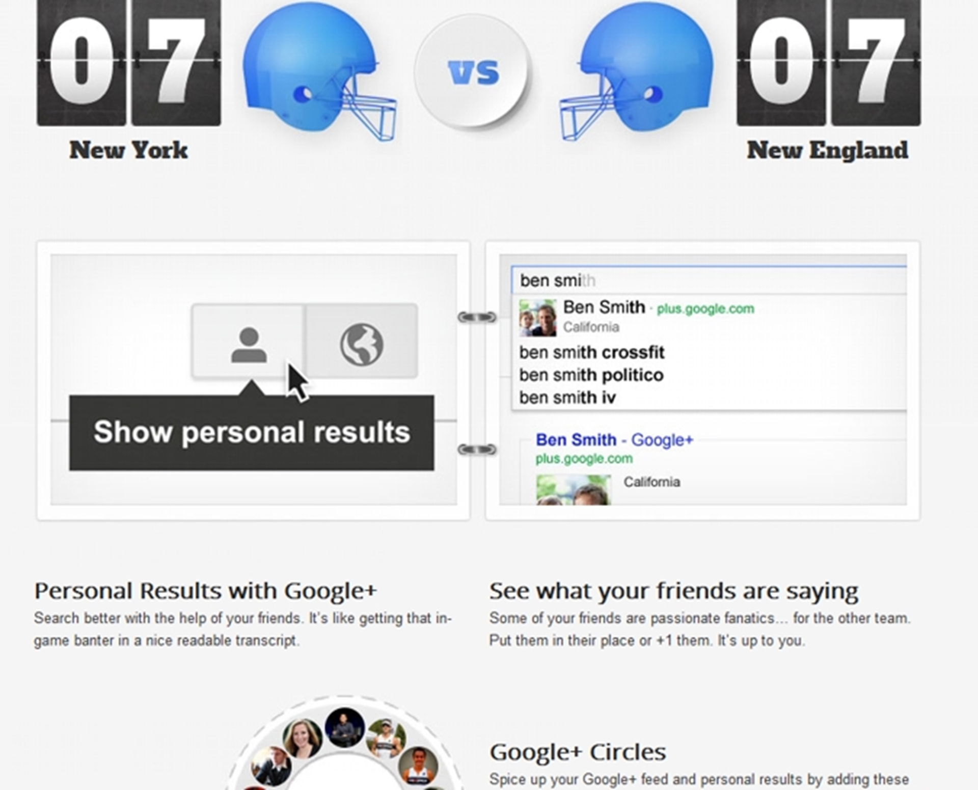 Google Super Bowl 2012