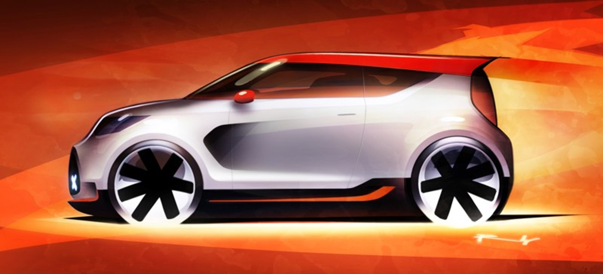 The Ultimate Soul - Kia's Track'ster concept is revealed