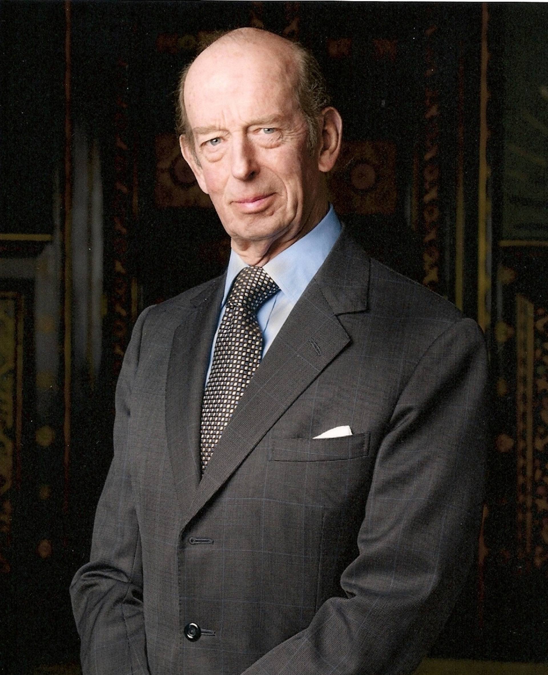 The Duke of Kent as Patron