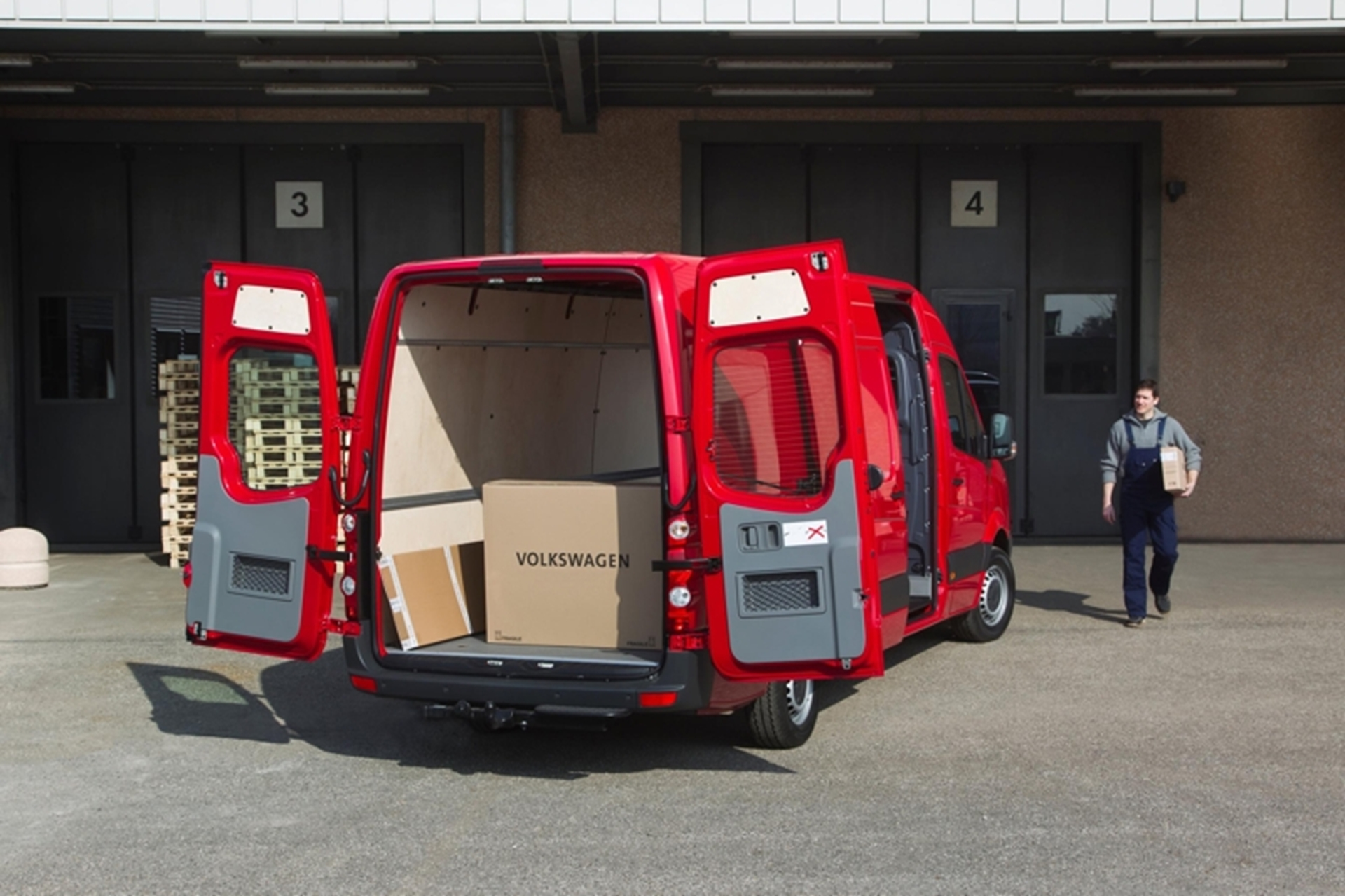 New Volkswagen Crafter South Africa
