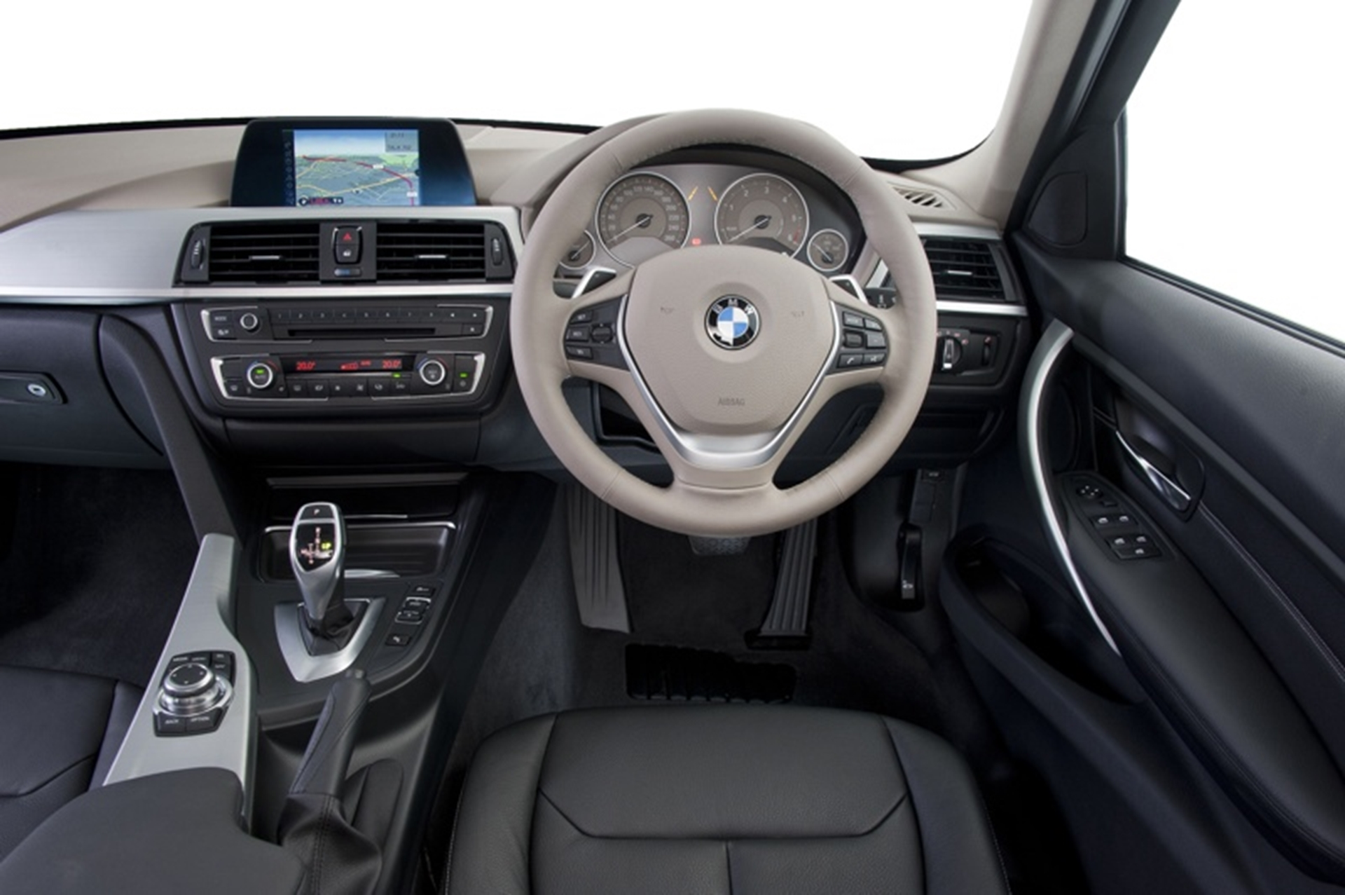 BMW 3 Series Inside