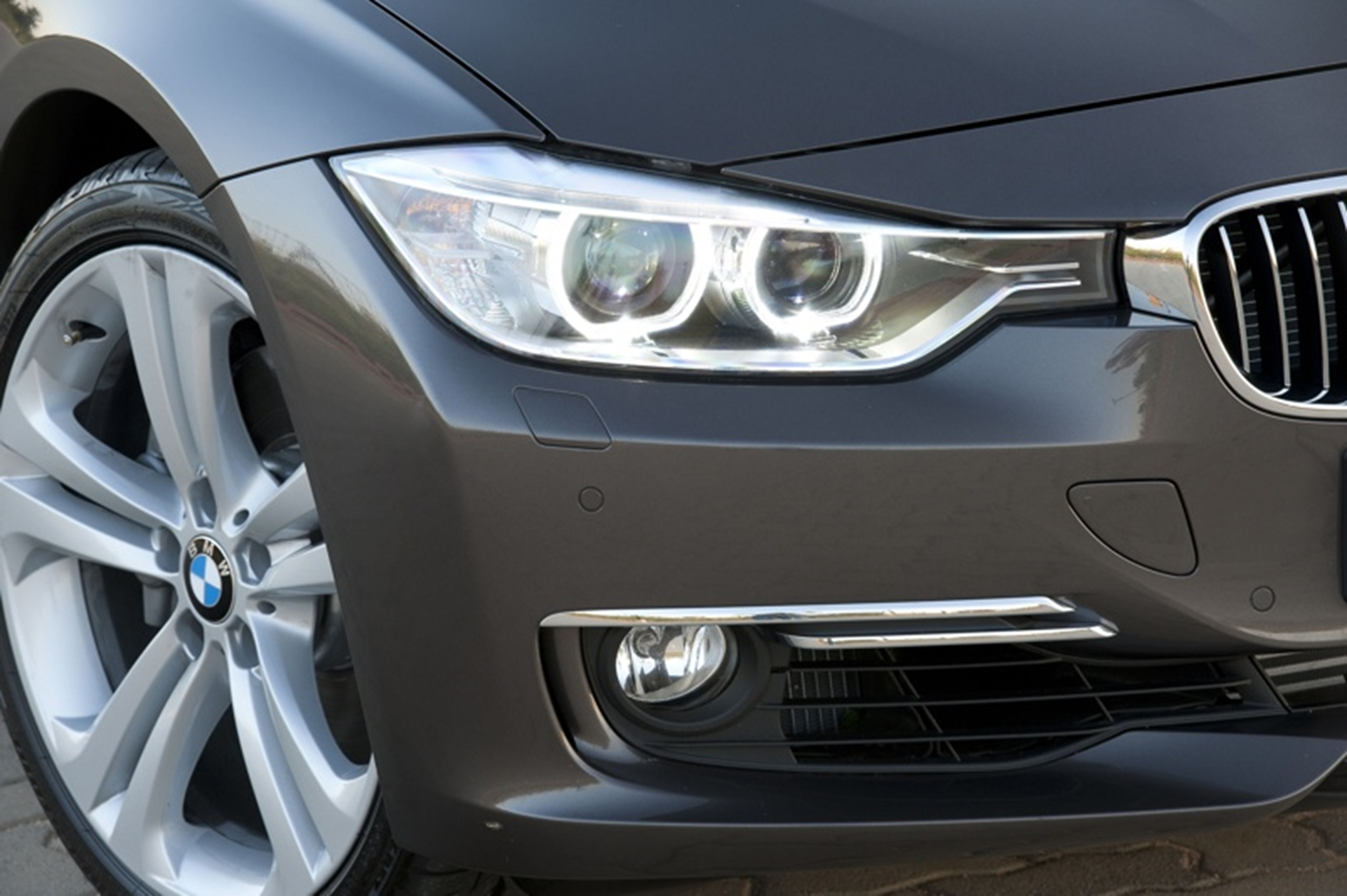BMW 3 Series Lights