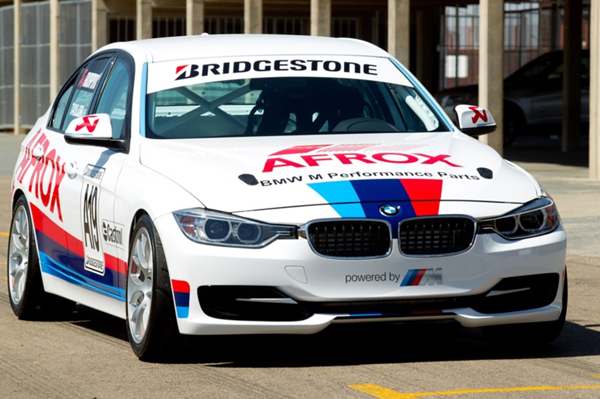 BMW 3 Series Motorsport 2012
