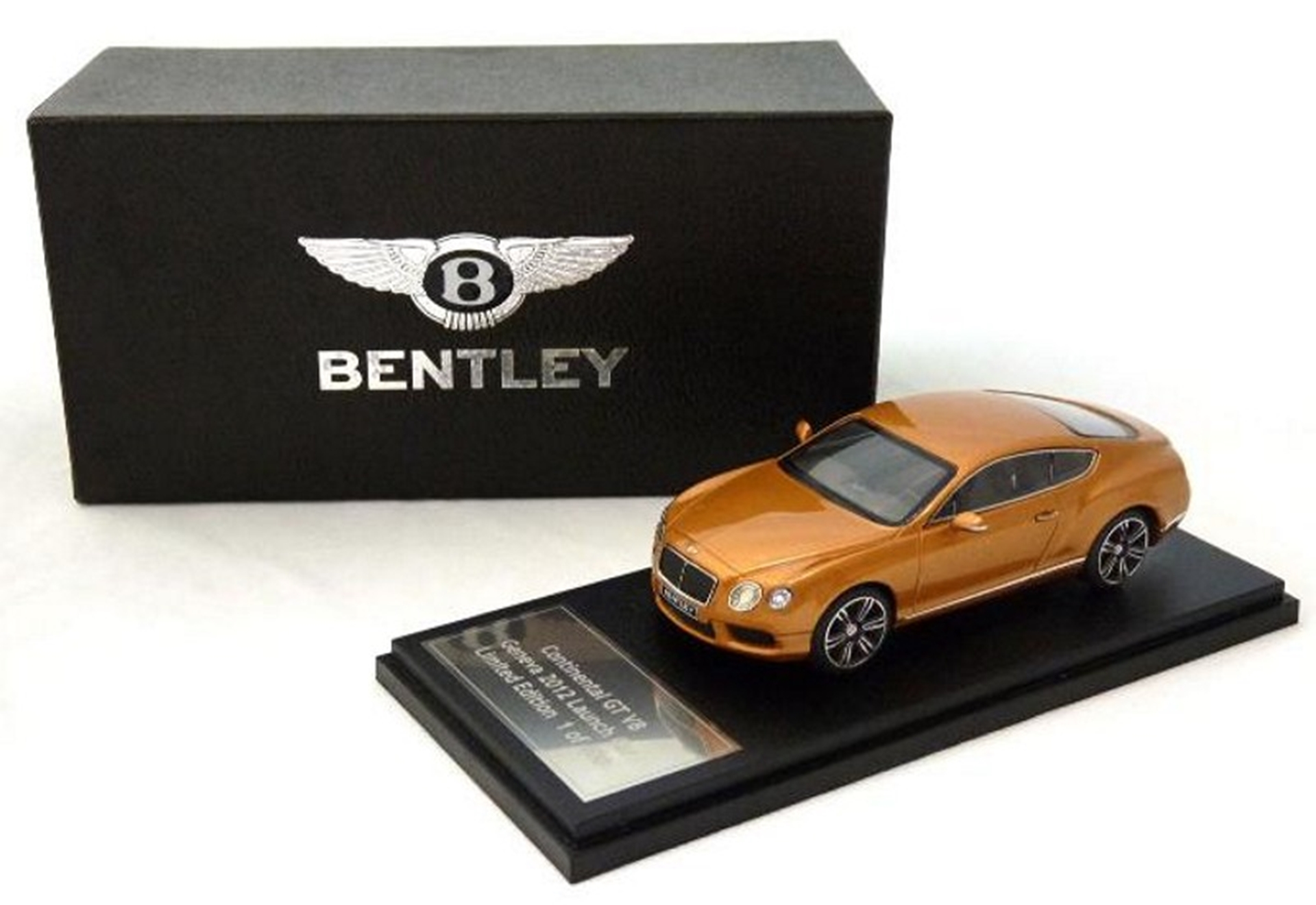 Bentley Continental GT V8 Model