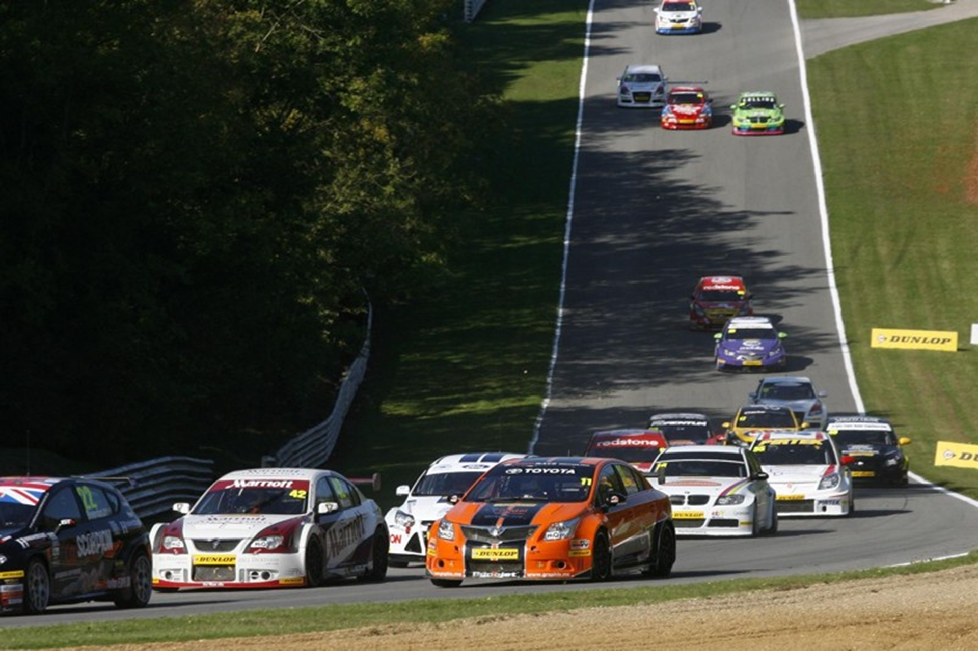 Britain Top Motor Racing Championship