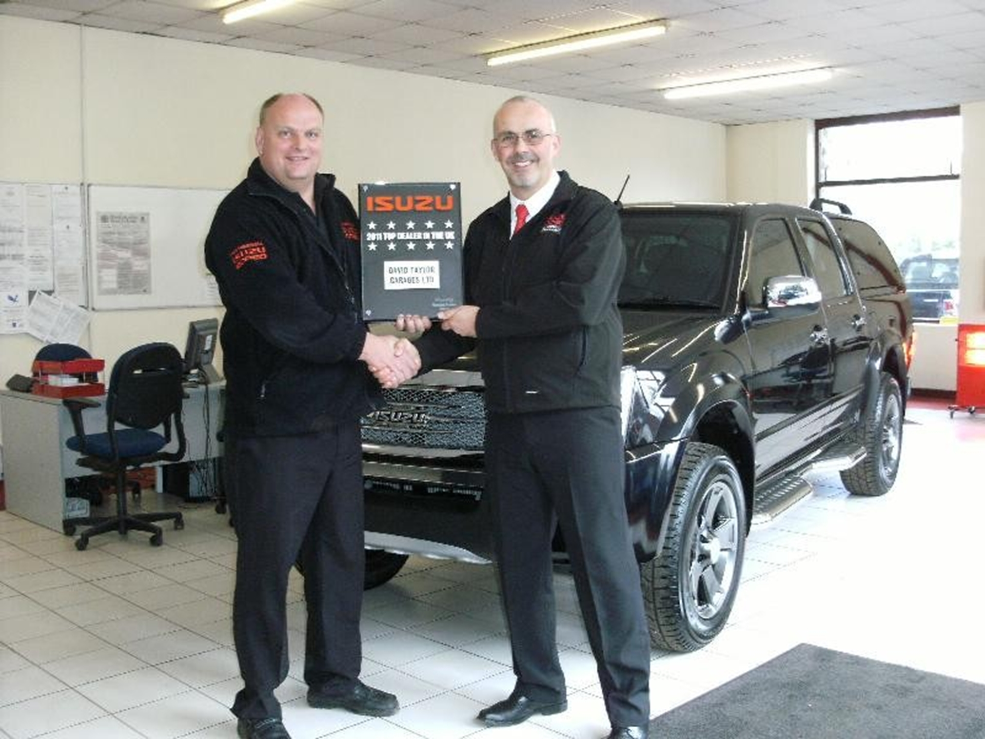David Taylor Isuzu Dealer