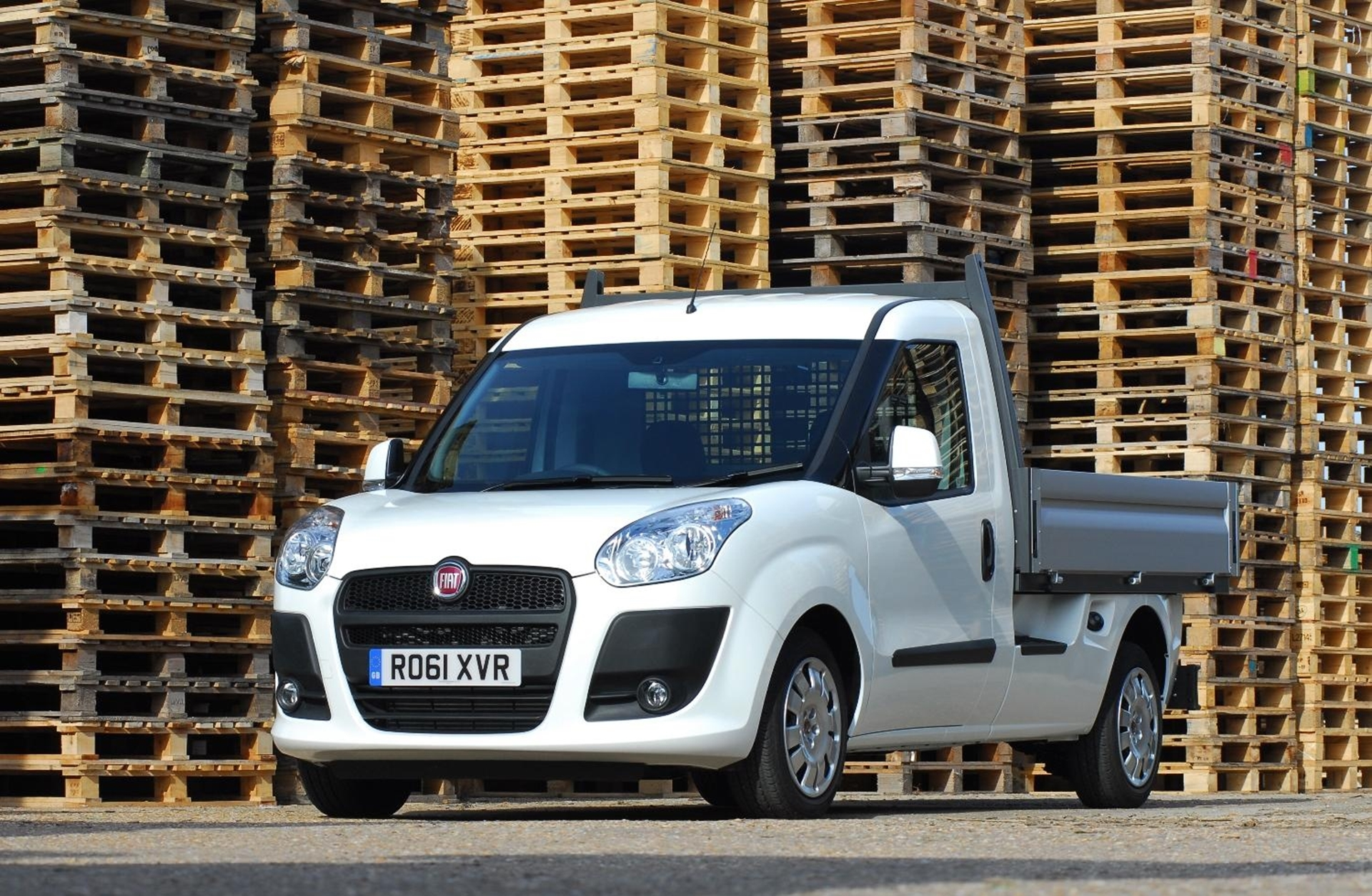 Fiat Professional At The Cv Show 2012