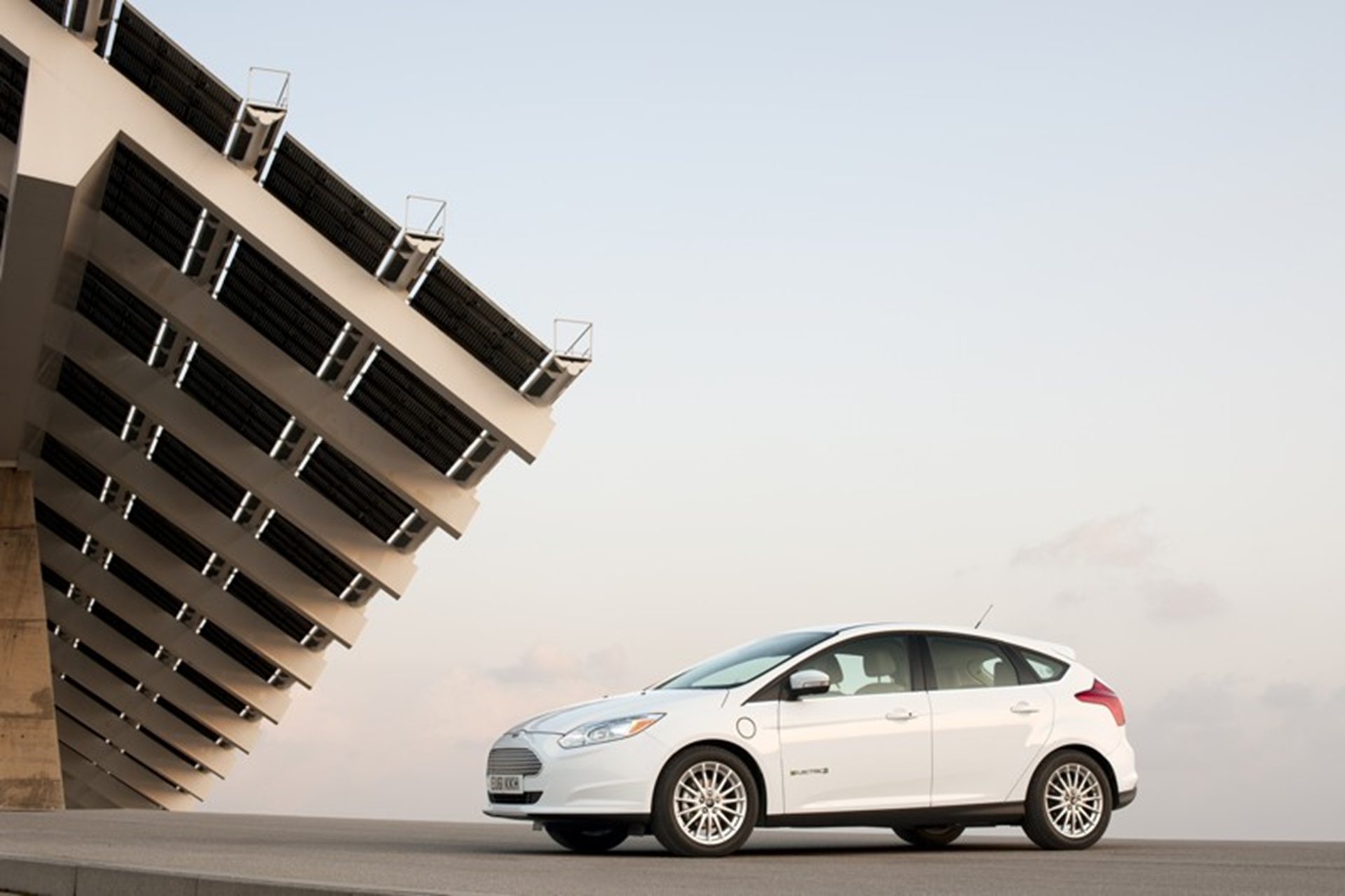 Ford Focus Electric Vehicle 2012