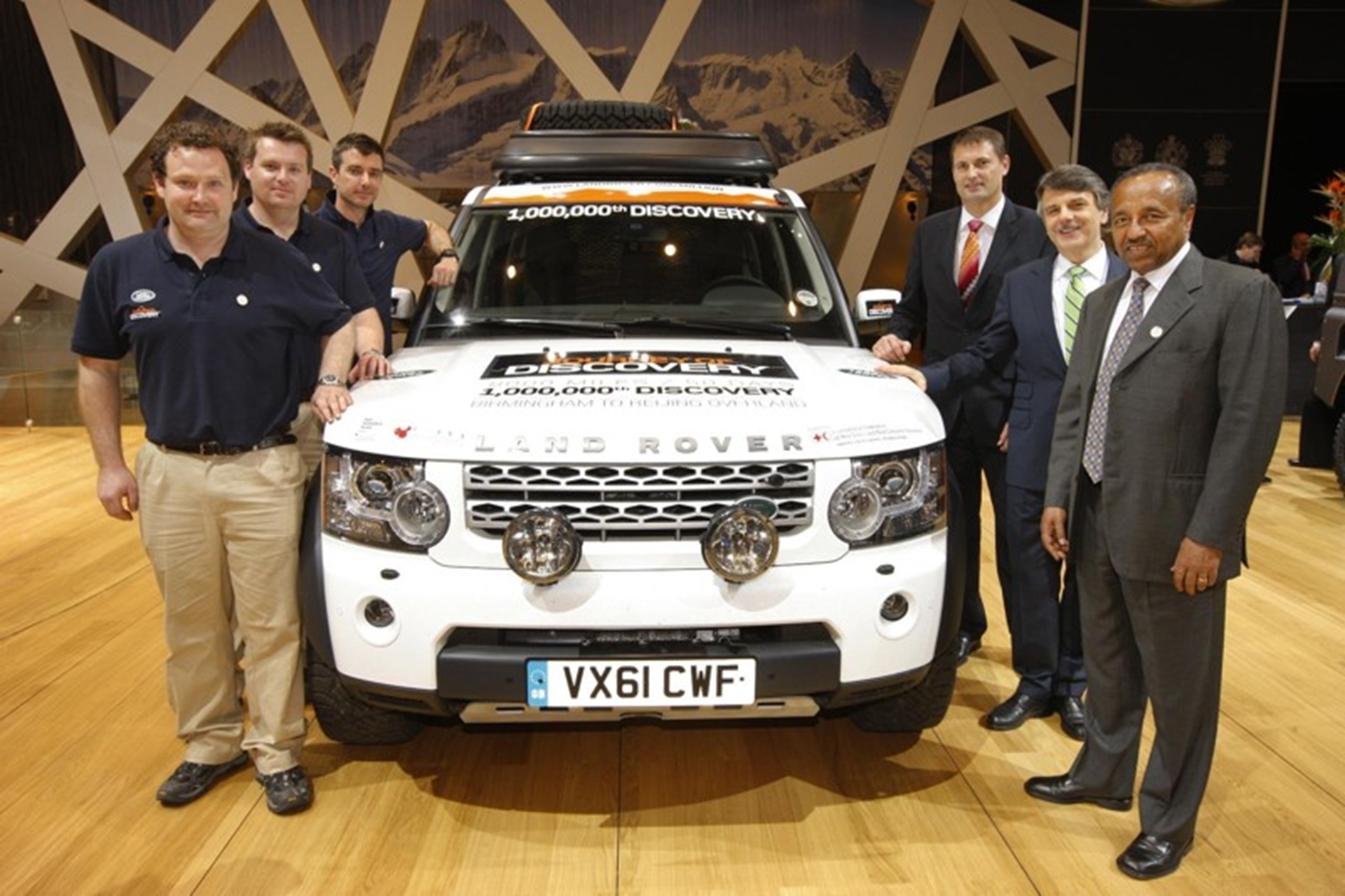 Jaguar Land Rover Group Sales Operations