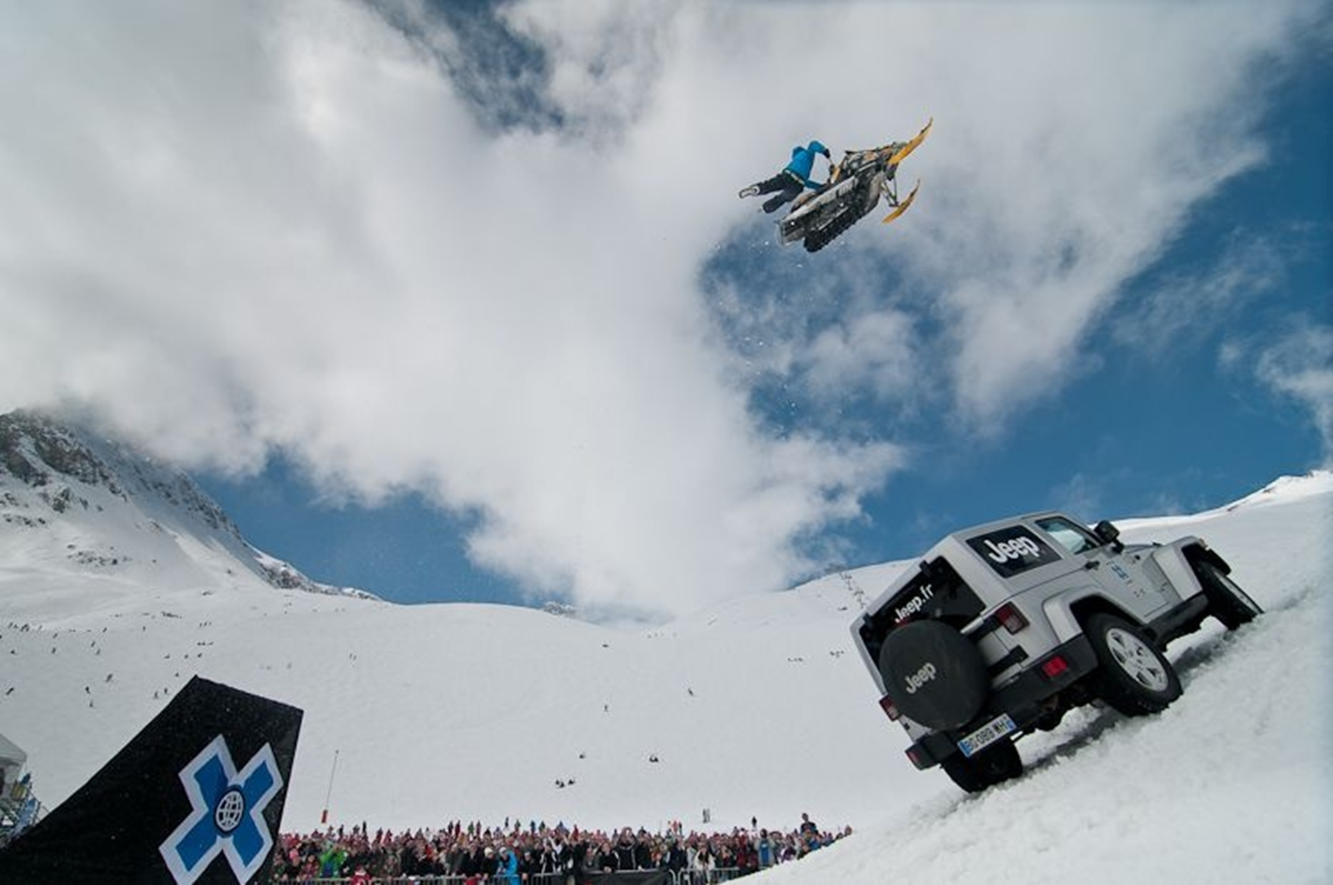 Jeep Winter X-Games